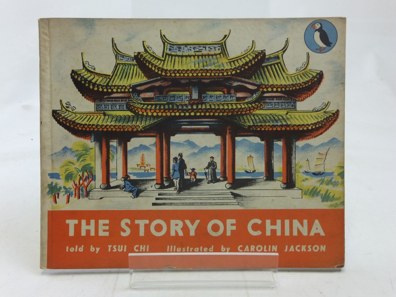 Photo of THE STORY OF CHINA- Stock Number: 1606469