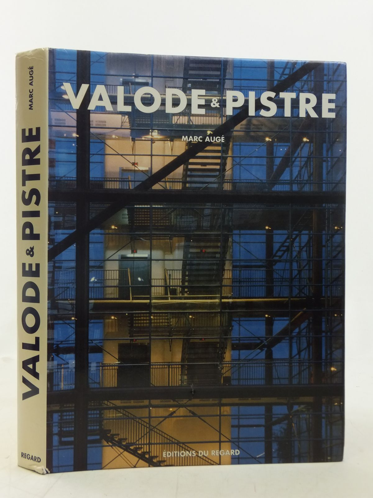 Photo of VALODE & PISTRE written by Auge, Marc published by Editions Du Regard (STOCK CODE: 1606725)  for sale by Stella & Rose's Books