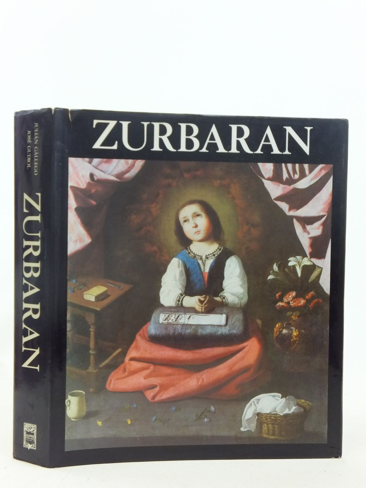 Photo of ZURBARAN 1598-1664 written by Gallego, Julian Gudiol, Jose published by Alpine Fine Arts Collection (STOCK CODE: 1606768)  for sale by Stella & Rose's Books