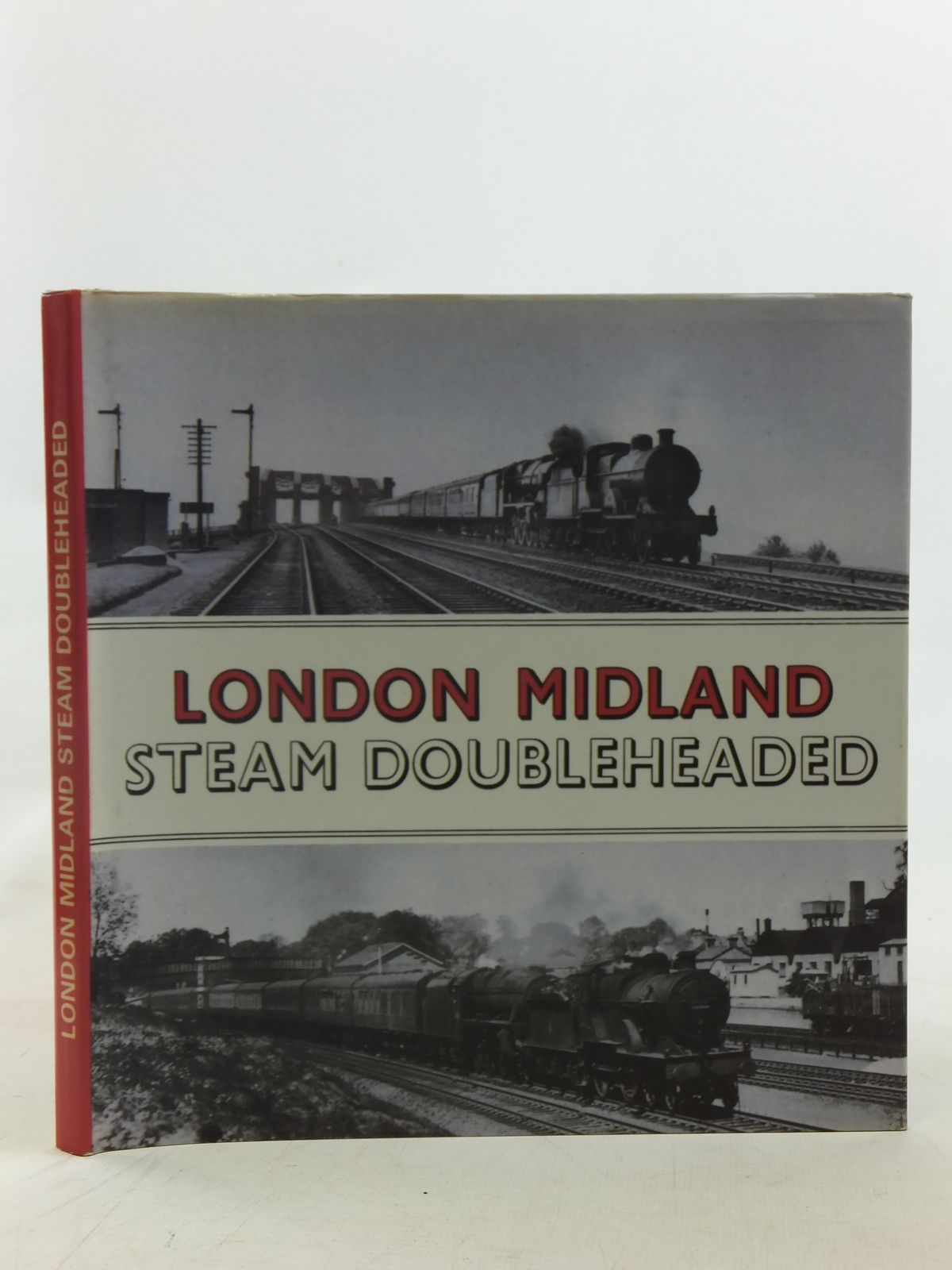 Photo of LONDON MIDLAND STEAM DOUBLEHEADED written by Blake, W.A. published by D. Bradford Barton (STOCK CODE: 1606782)  for sale by Stella & Rose's Books