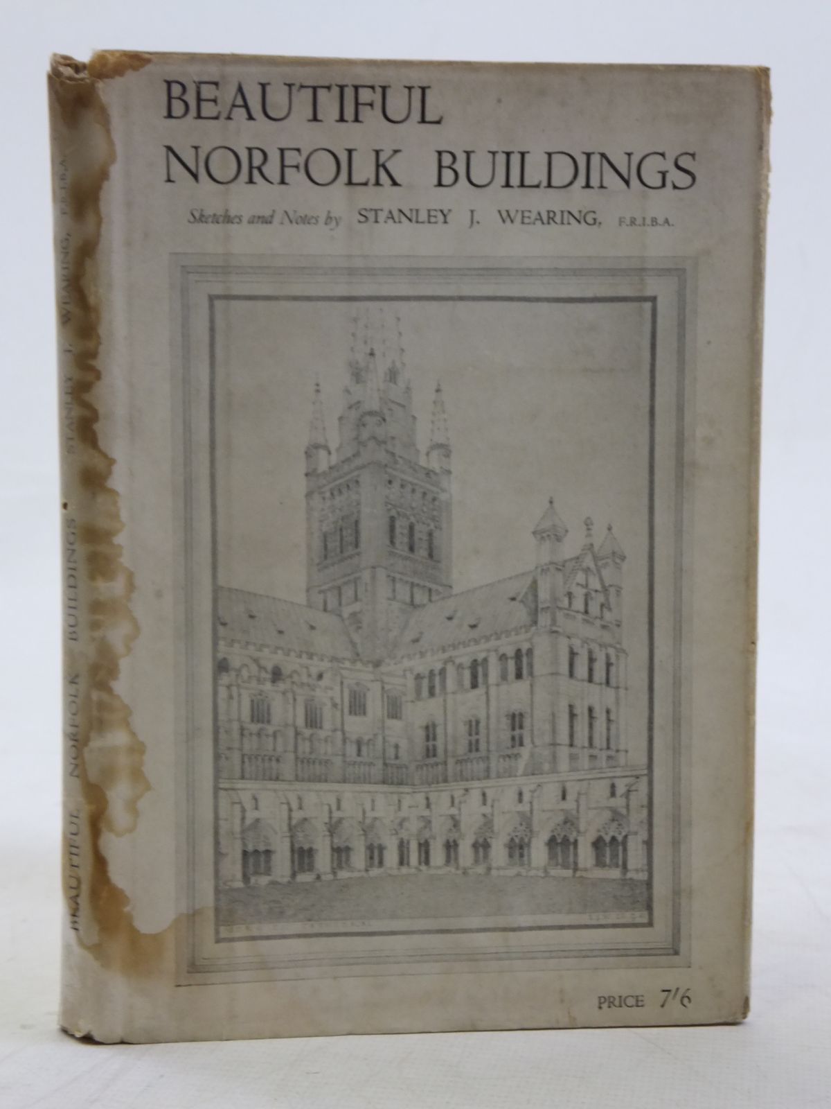 Photo of BEAUTIFUL NORFOLK BUILDINGS written by Wearing, Stanley J. published by The Soman-Wherry Press Ltd. (STOCK CODE: 1606793)  for sale by Stella & Rose's Books