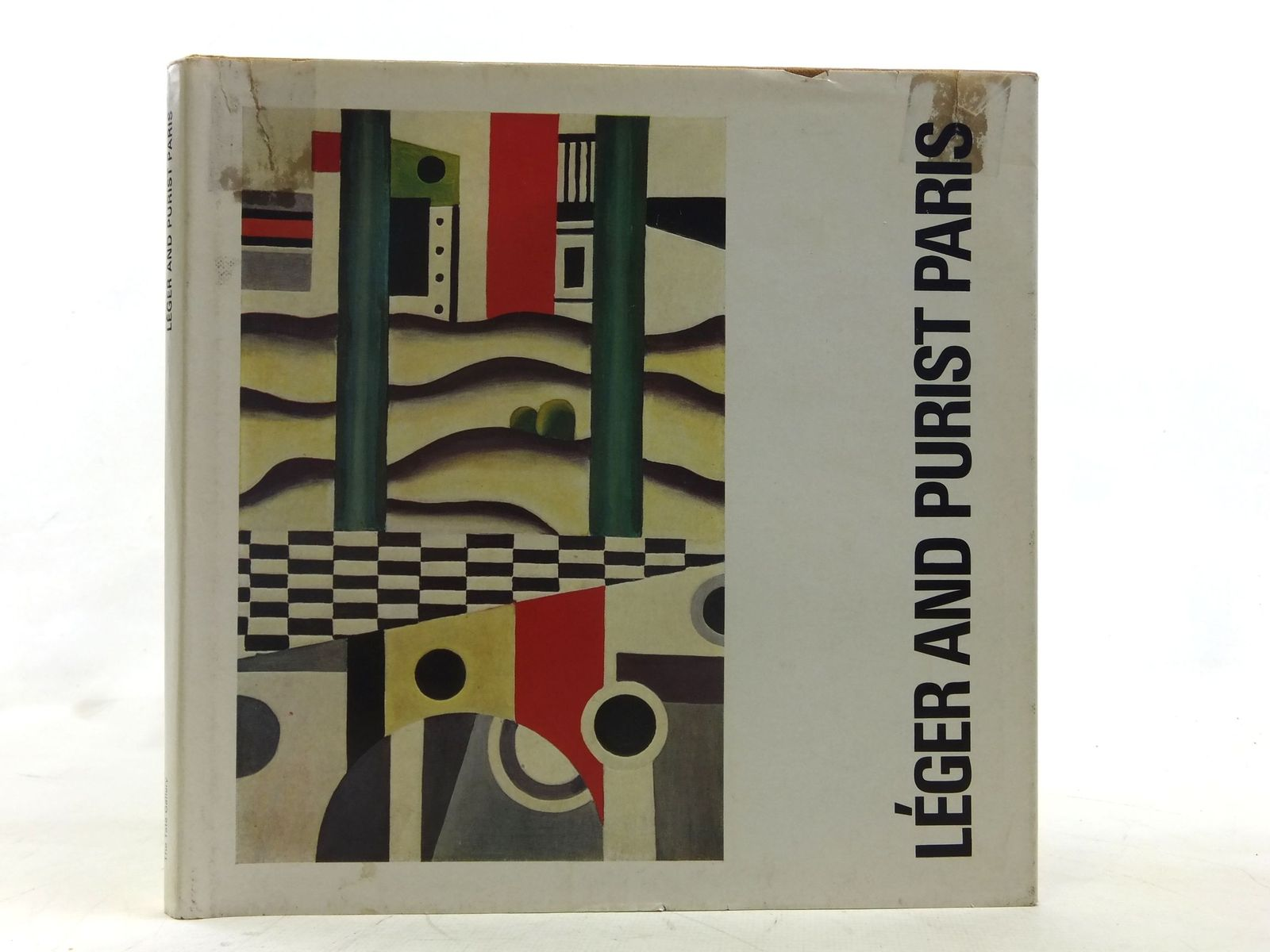 Photo of LEGER AND PURIST PARIS published by Tate Gallery (STOCK CODE: 1606806)  for sale by Stella & Rose's Books