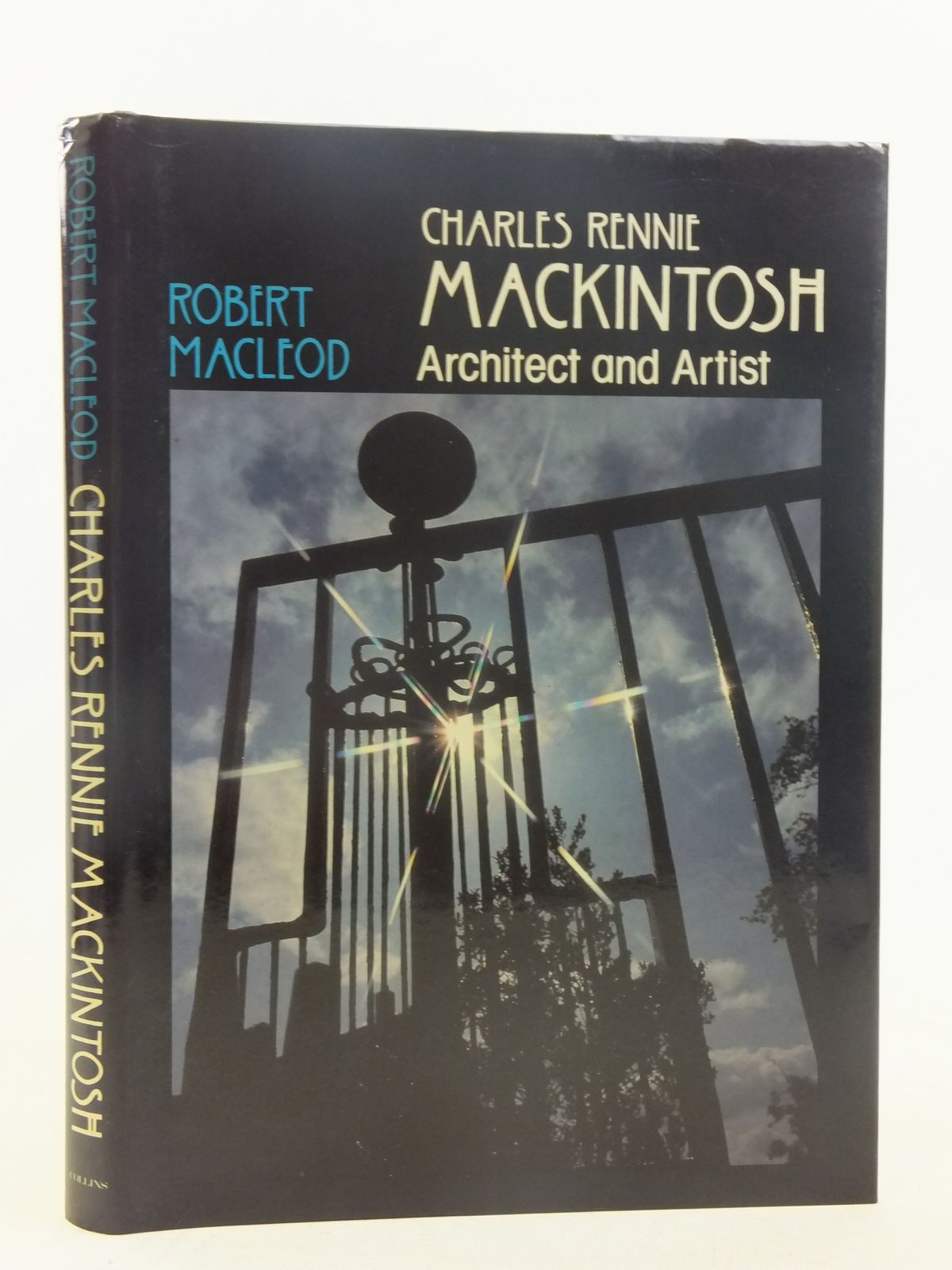 Photo of CHARLES RENNIE MACKINTOSH ARCHITECT AND ARTIST written by MacLeod, Robert illustrated by Mackintosh, Charles Rennie published by Collins (STOCK CODE: 1606824)  for sale by Stella & Rose's Books