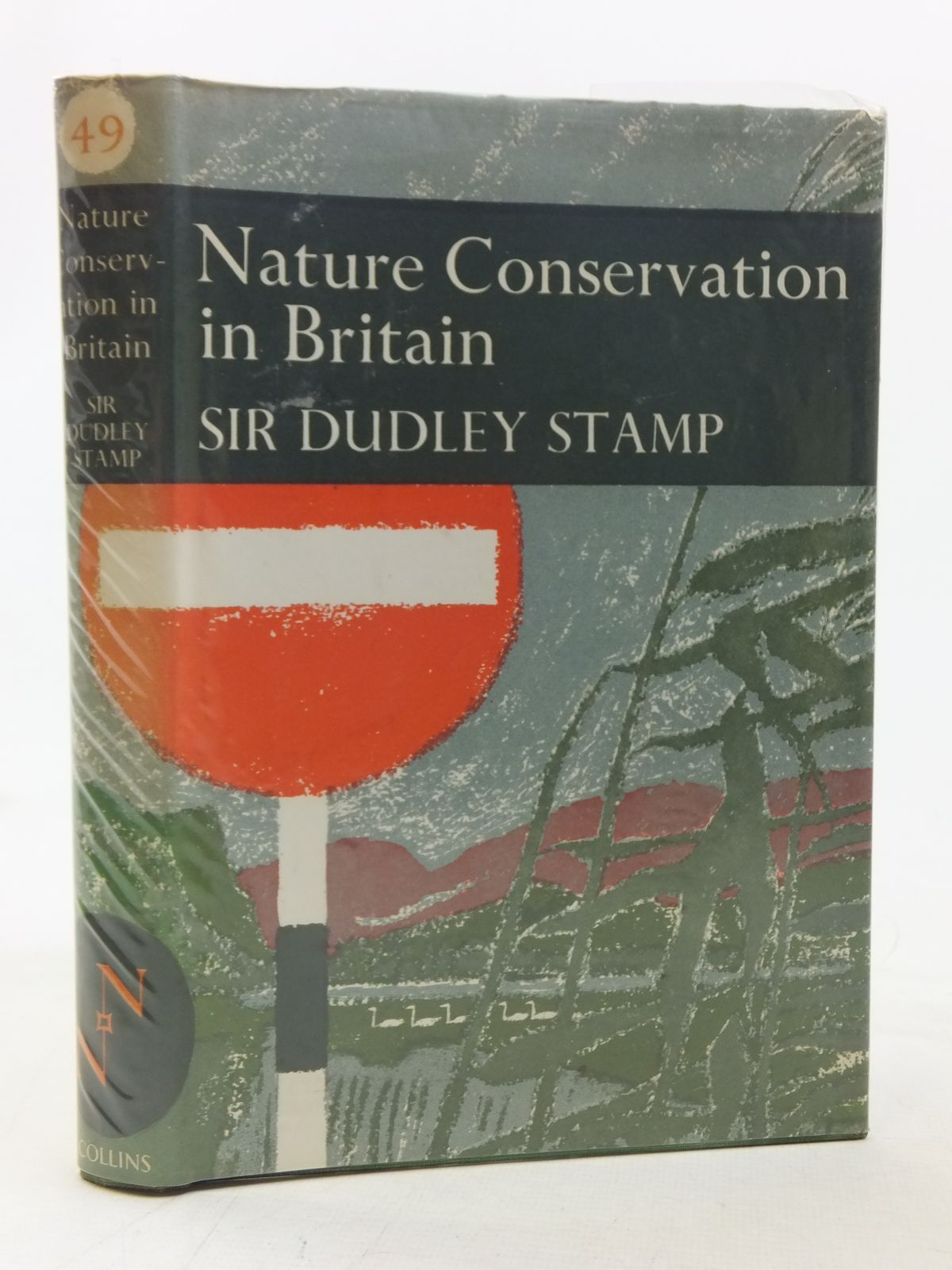 Photo of NATURE CONSERVATION IN BRITAIN (NN 49) written by Stamp, L. Dudley published by Collins (STOCK CODE: 1607020)  for sale by Stella & Rose's Books