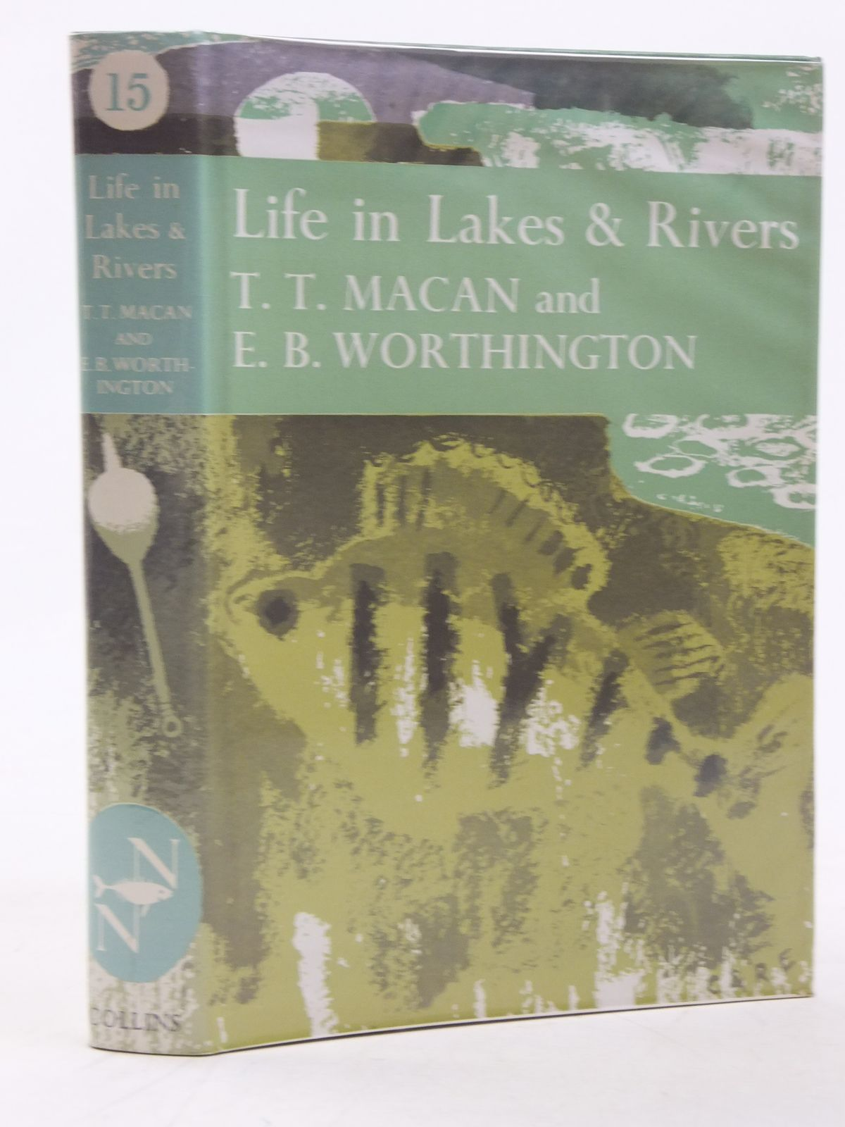 Photo of LIFE IN LAKES AND RIVERS (NN15) written by Macan, T.T. Worthington, E.B. published by Collins (STOCK CODE: 1607025)  for sale by Stella & Rose's Books