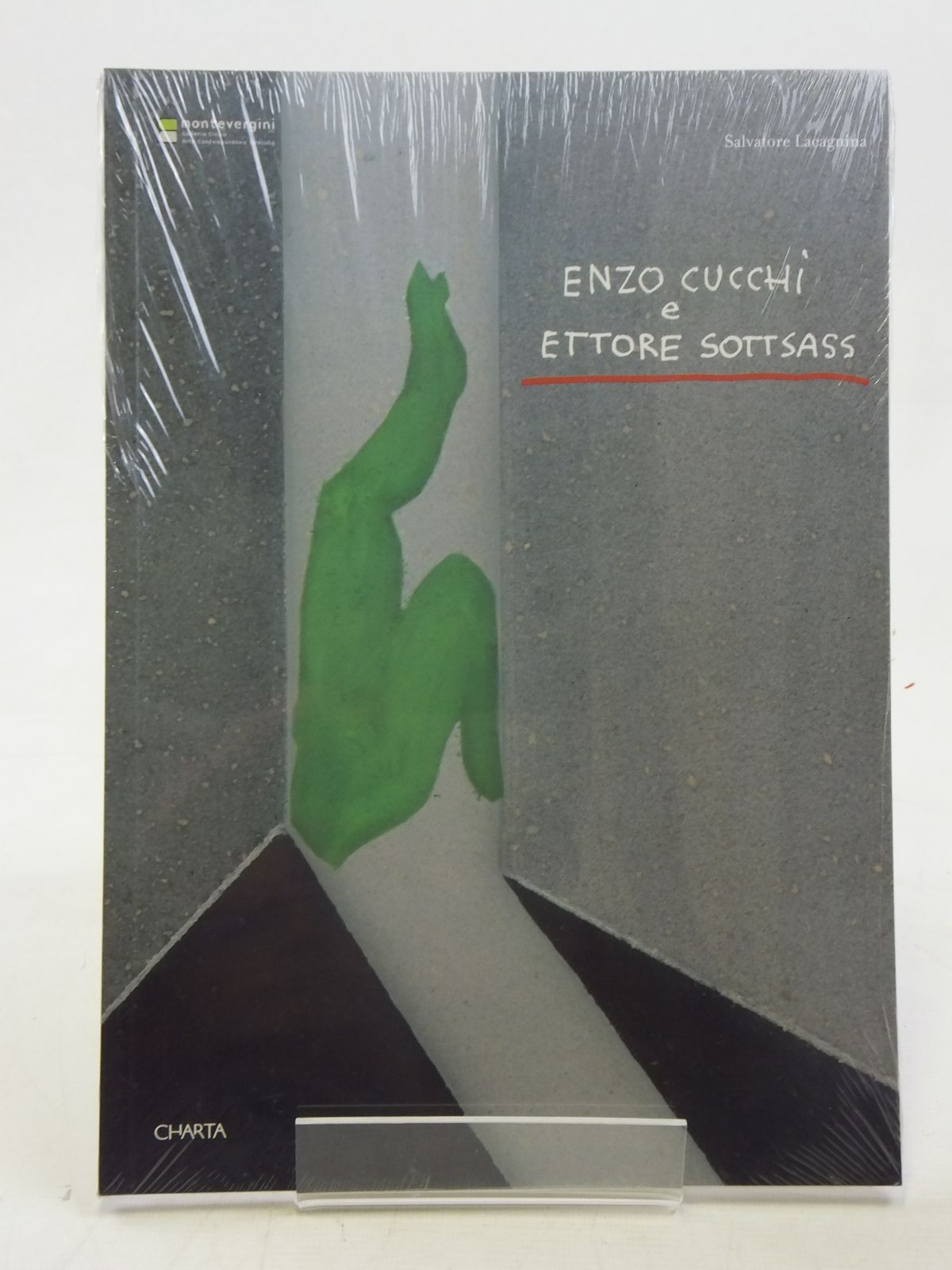 Photo of ENZO CUCCHI E ETTORE SOTTSASS published by Charta (STOCK CODE: 1607046)  for sale by Stella & Rose's Books