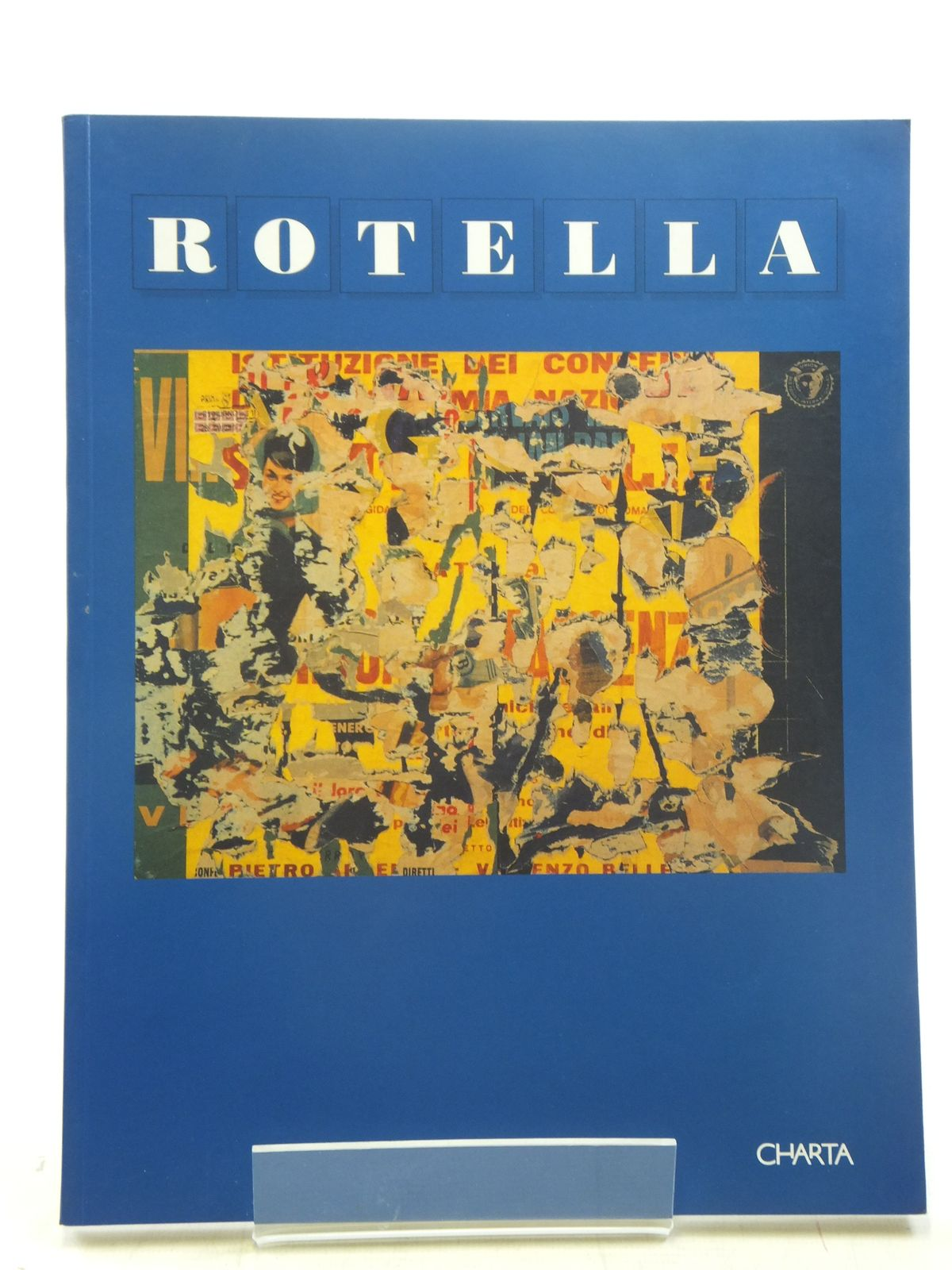 Photo of ROTELLA written by Barilli, Renato