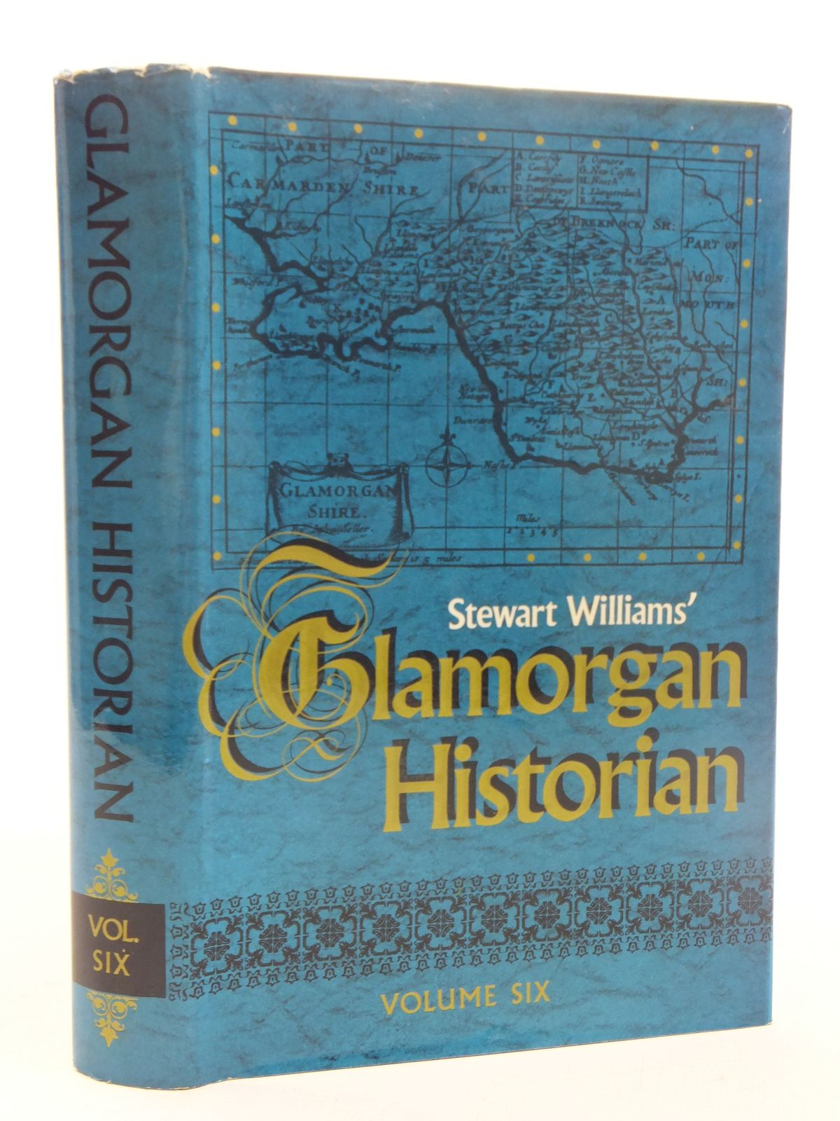 Photo of GLAMORGAN HISTORIAN VOLUME SIX written by Williams, Stewart published by D. Brown & Sons Limited (STOCK CODE: 1607064)  for sale by Stella & Rose's Books