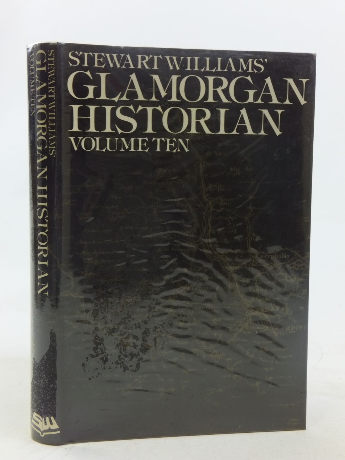 Photo of GLAMORGAN HISTORIAN VOLUME TEN written by Williams, Stewart published by Stewart Williams (STOCK CODE: 1607071)  for sale by Stella & Rose's Books