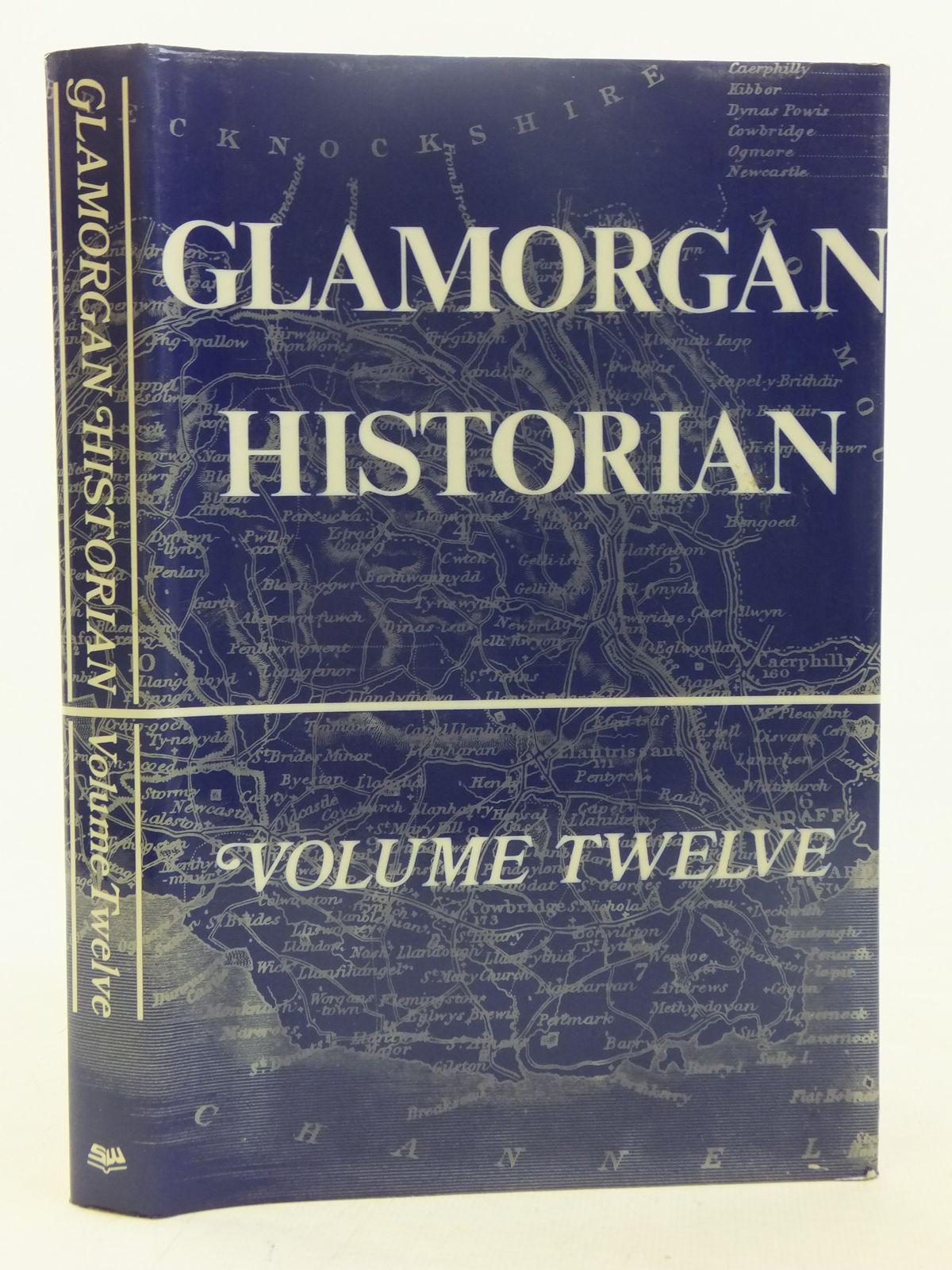 Photo of GLAMORGAN HISTORIAN VOLUME TWELVE written by Williams, Stewart Denning, Roy published by Stewart Williams (STOCK CODE: 1607073)  for sale by Stella & Rose's Books