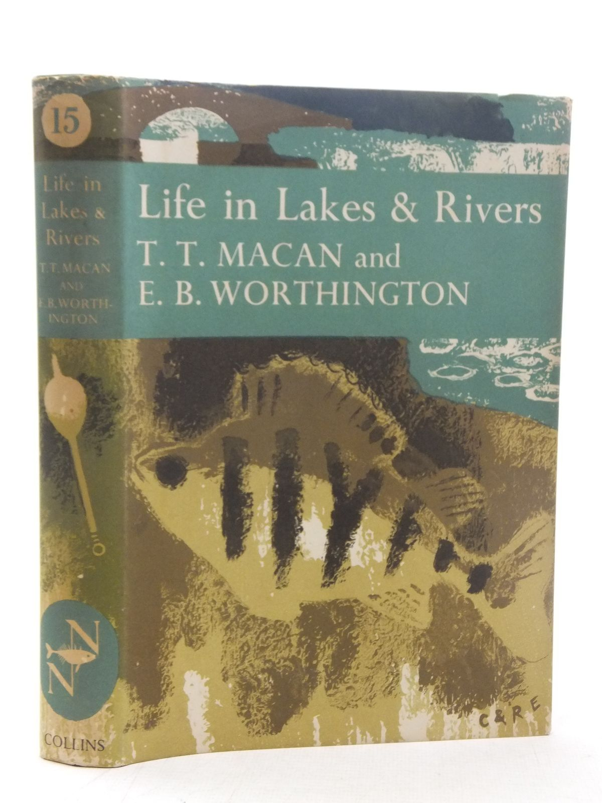 Photo of LIFE IN LAKES AND RIVERS (NN 15) written by Macan, T.T. Worthington, E.B. published by Collins (STOCK CODE: 1607076)  for sale by Stella & Rose's Books