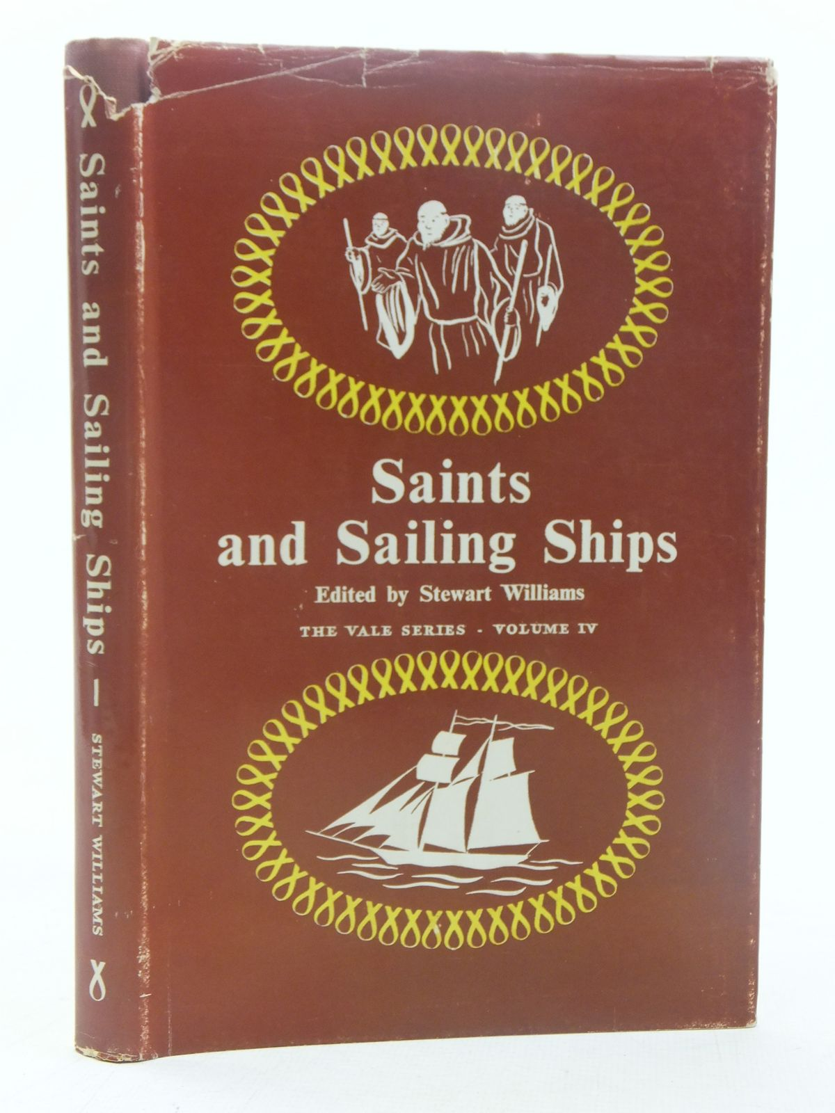 Photo of SAINTS AND SAILING SHIPS written by Williams, Stewart published by D. Brown & Sons Limited (STOCK CODE: 1607091)  for sale by Stella & Rose's Books