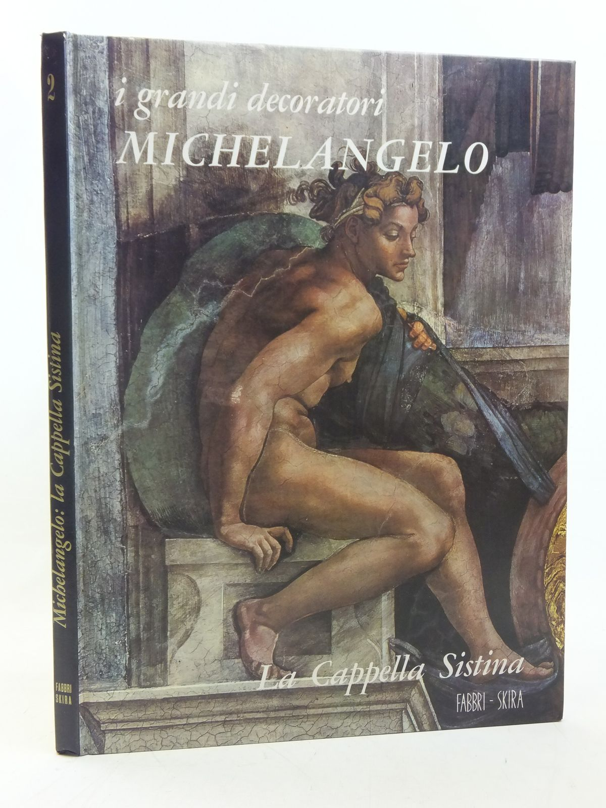 Photo of MICHELANGELO LA CAPPELLA SISTINA- Stock Number: 1607201