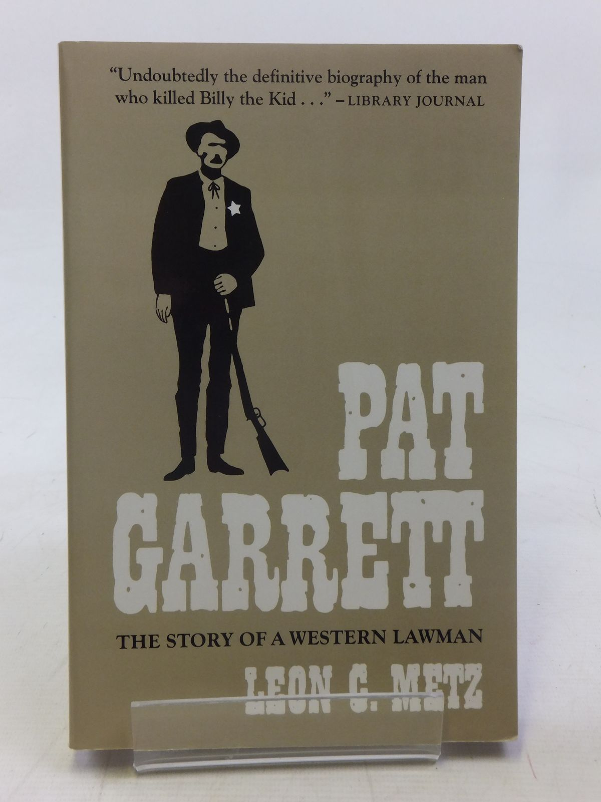 Photo of PAT GARRETT- Stock Number: 1607207