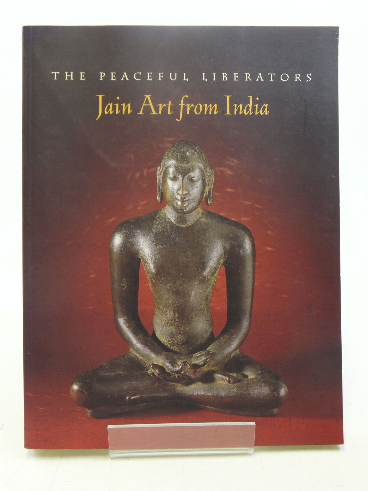 Photo of THE PEACEFUL LIBERATORS: JAIN ART FROM INDIA- Stock Number: 1607338