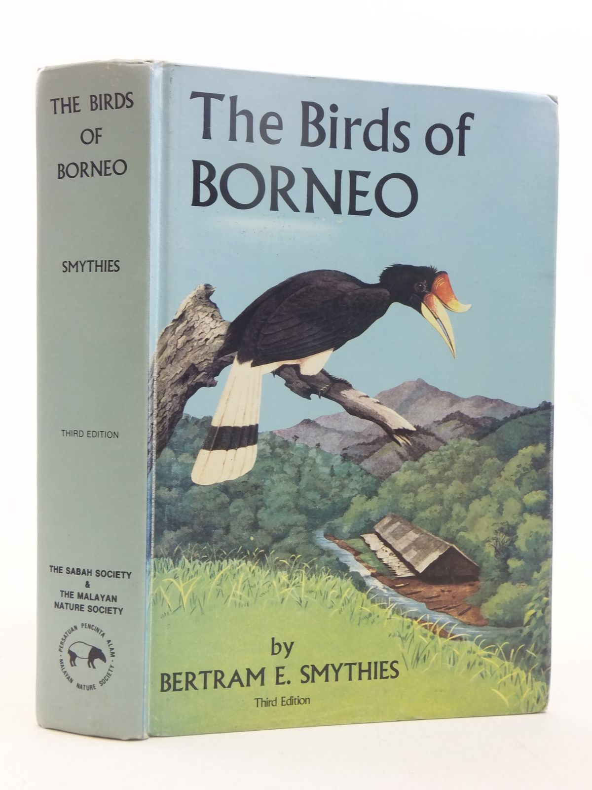 Photo of THE BIRDS OF BORNEO- Stock Number: 1607451