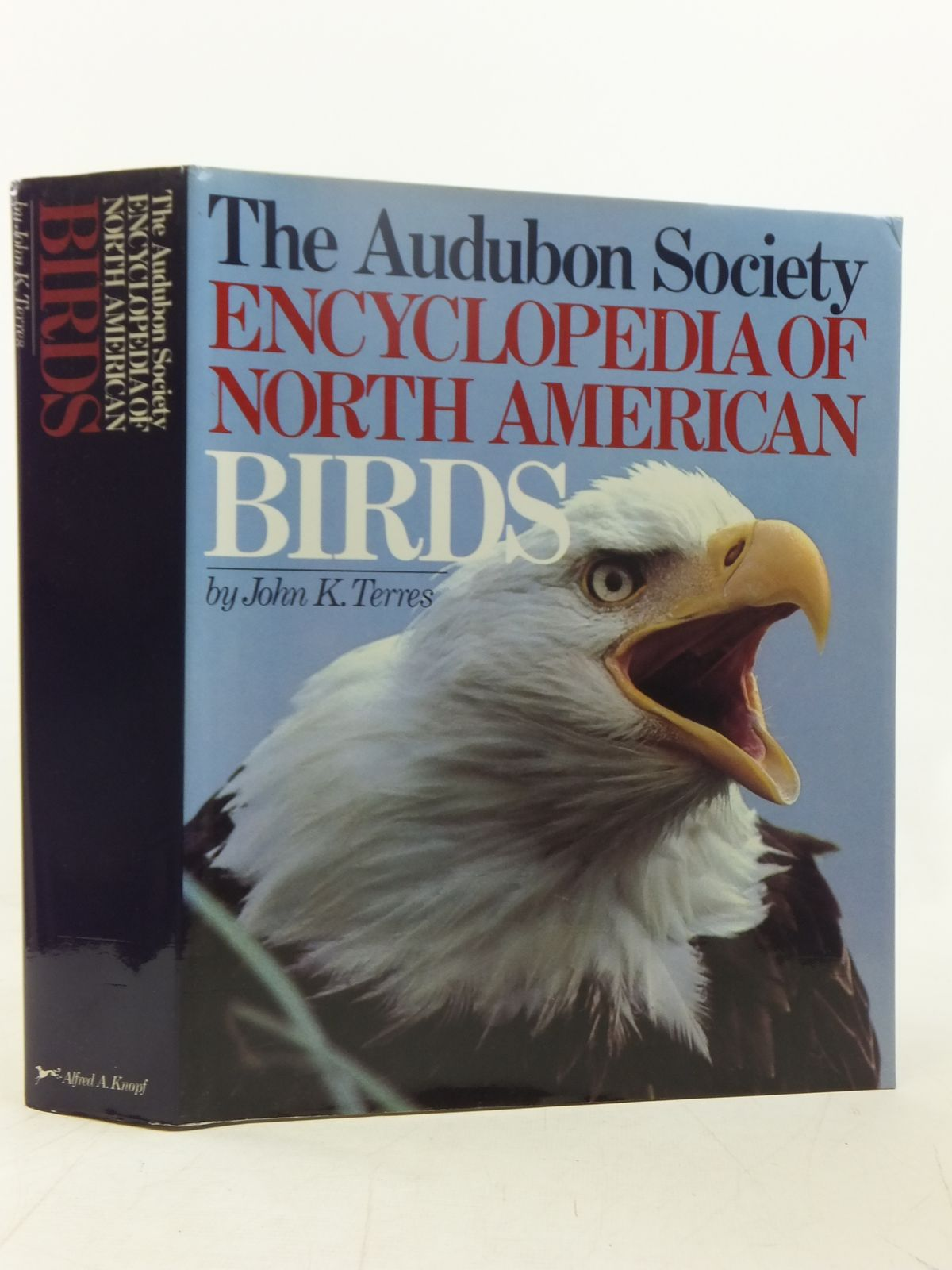 Photo of THE AUDUBON SOCIETY ENCYCLOPEDIA OF NORTH AMERICAN BIRDS- Stock Number: 1607455
