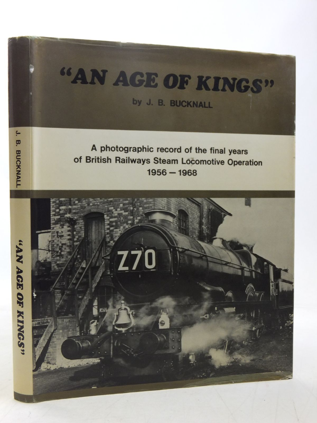 Photo of AN AGE OF KINGS written by Bucknall, J.B. published by J.B. Bucknall (STOCK CODE: 1607526)  for sale by Stella & Rose's Books