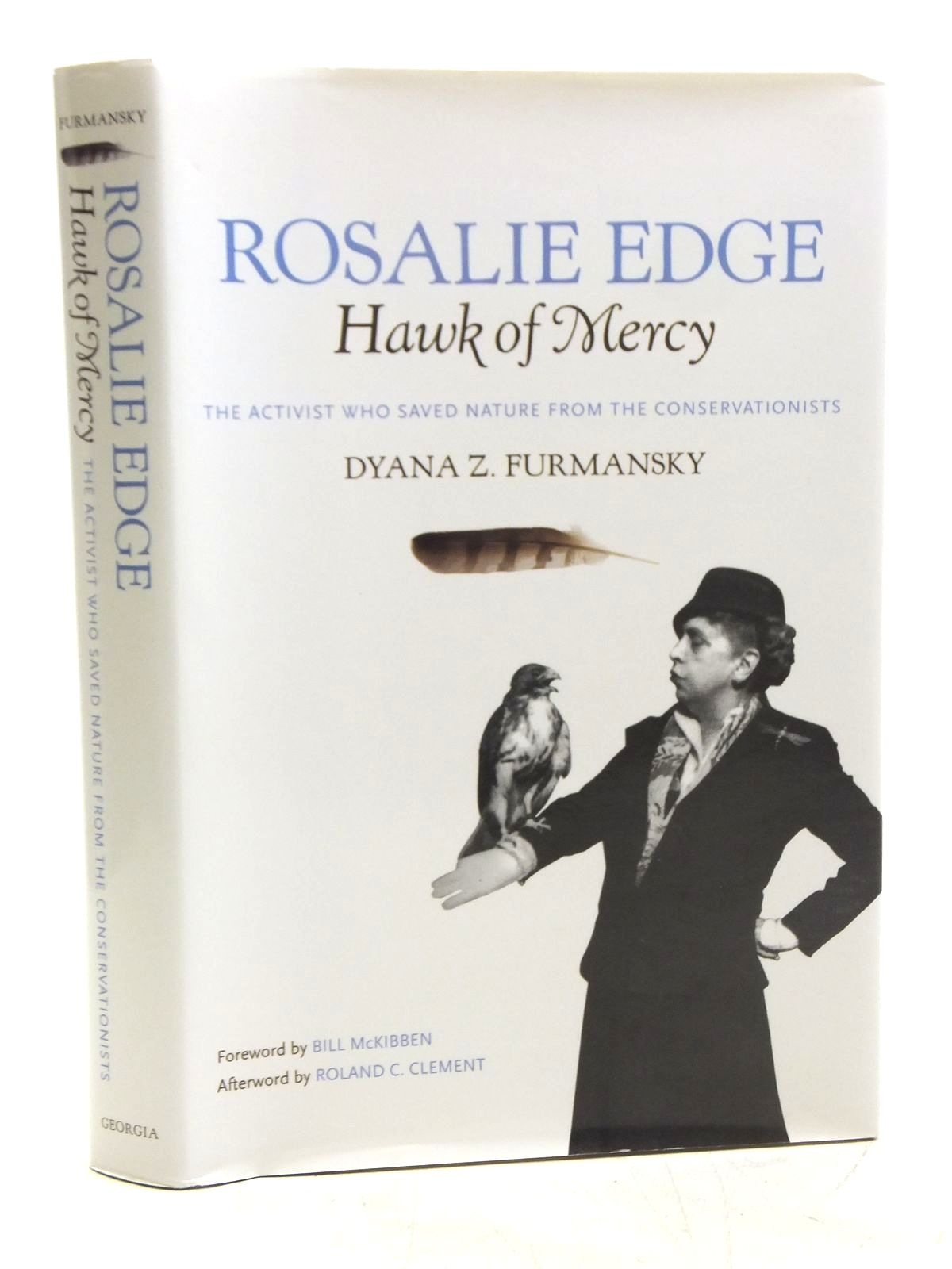 Photo of ROSALIE EDGE, HAWK OF MERCY- Stock Number: 1607688