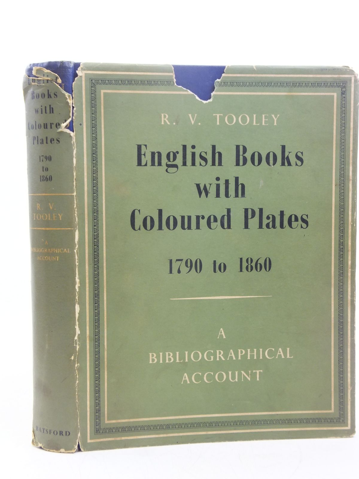 Photo of ENGLISH BOOKS WITH COLOURED PLATES 1790 TO 1860- Stock Number: 1607691