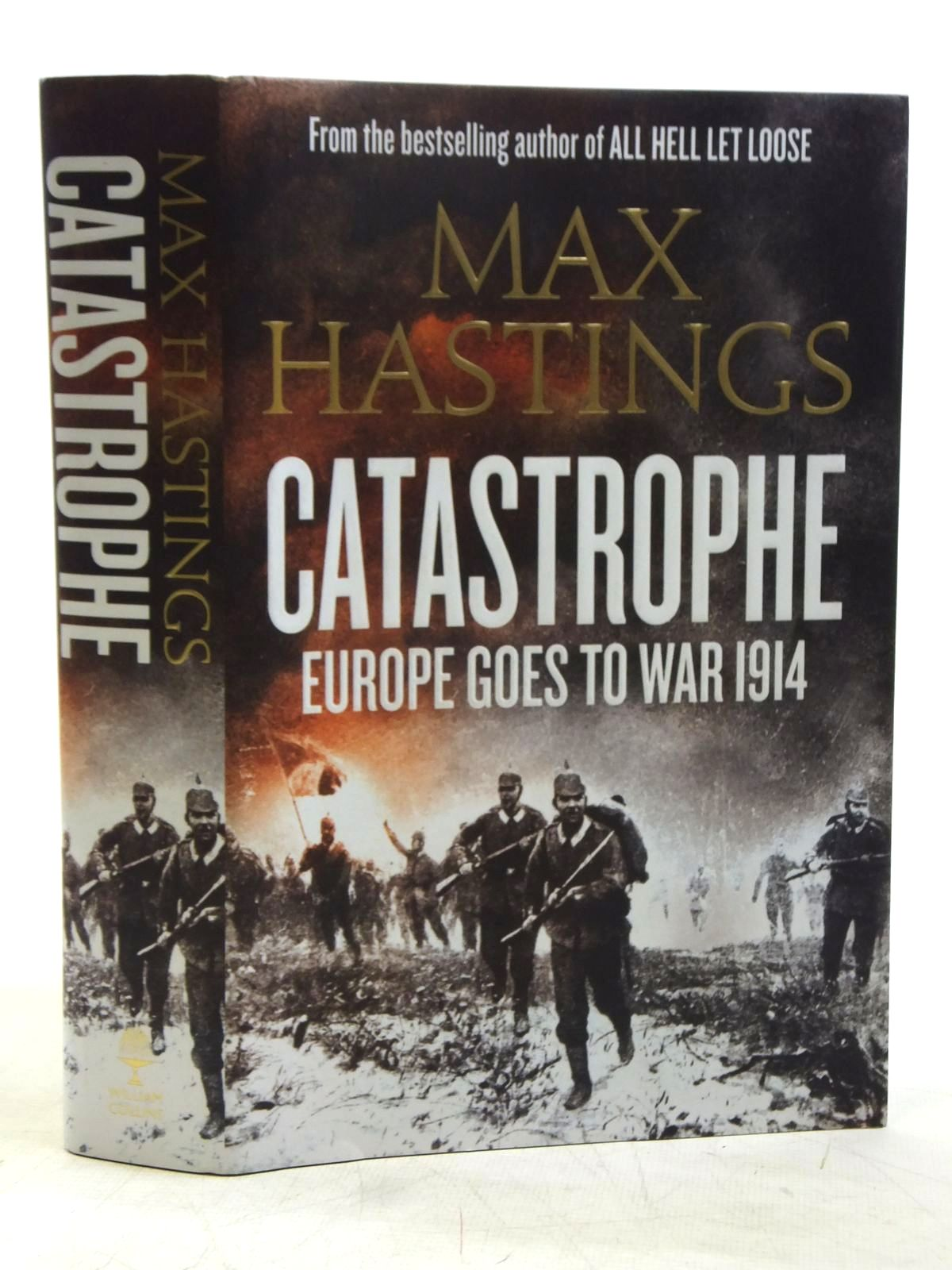 Photo of CATASTROPHE EUROPE GOES TO WAR 1914- Stock Number: 1607700