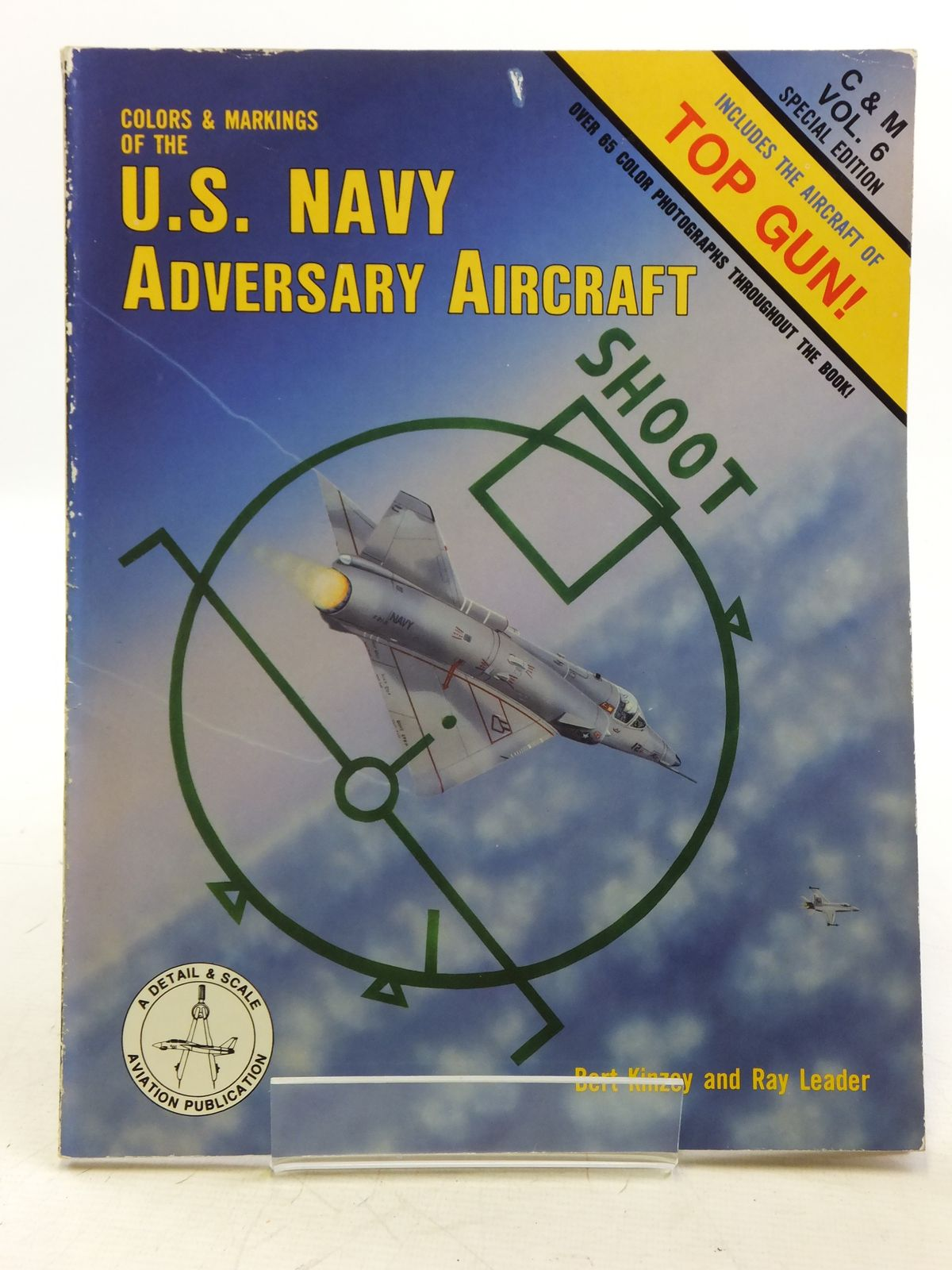 Photo of COLOURS & MARKINGS OF THE U.S. NAVY ADVERSARY AIRCRAFT written by Kinzey, Bert Leader, Ray published by TAB Books (STOCK CODE: 1607844)  for sale by Stella & Rose's Books