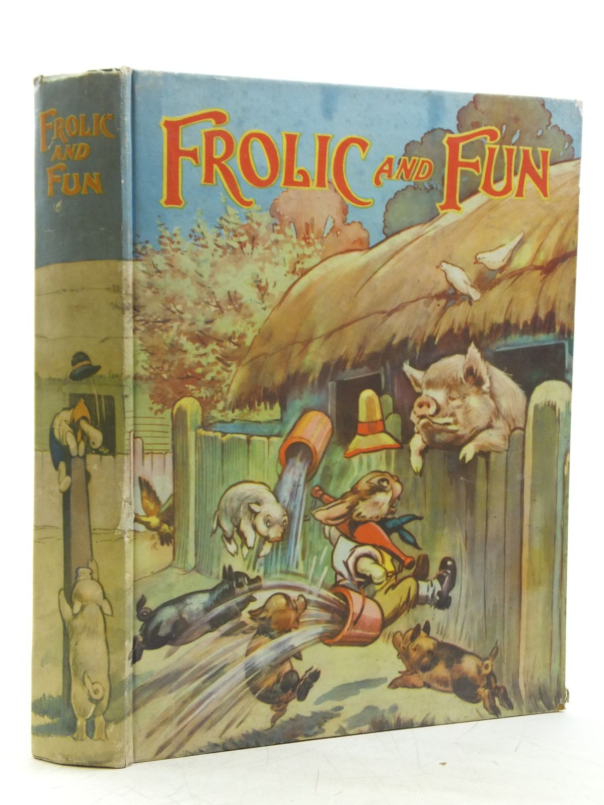 Photo of FROLIC AND FUN- Stock Number: 1607857