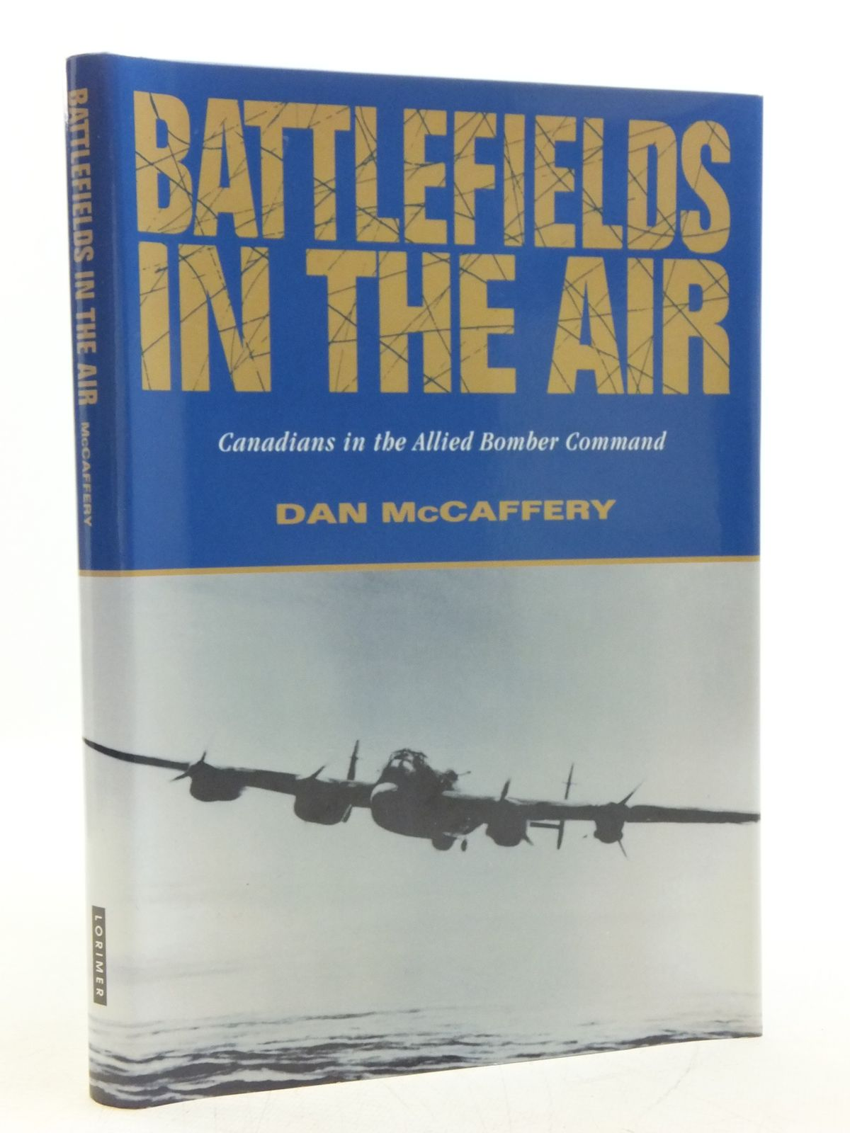 Photo of BATTLEFIELDS IN THE AIR written by McCaffery, Dan published by James Lorimer & Company (STOCK CODE: 1607869)  for sale by Stella & Rose's Books