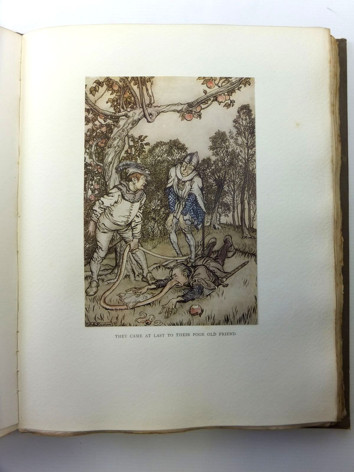 Photo of LITTLE BROTHER & LITTLE SISTER written by Grimm, Brothers illustrated by Rackham, Arthur published by Constable & Co. Ltd. (STOCK CODE: 1607965)  for sale by Stella & Rose's Books