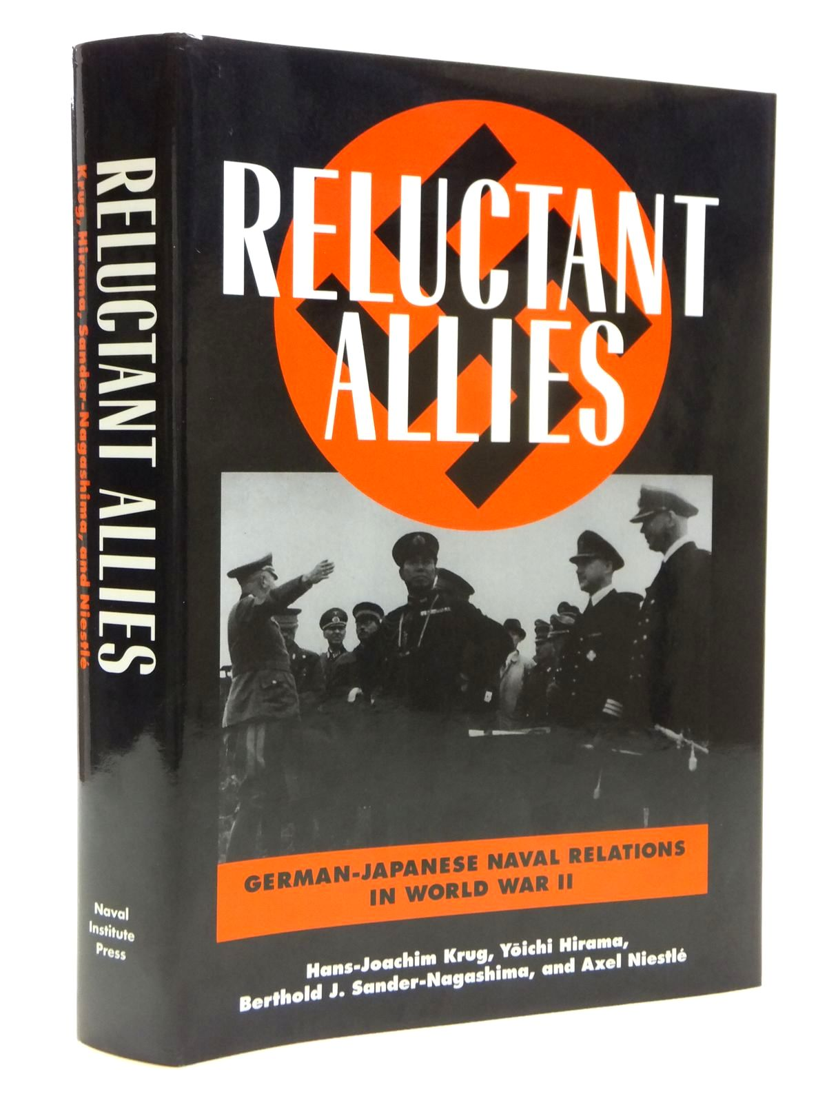 Photo of RELUCTANT ALLIES- Stock Number: 1607985