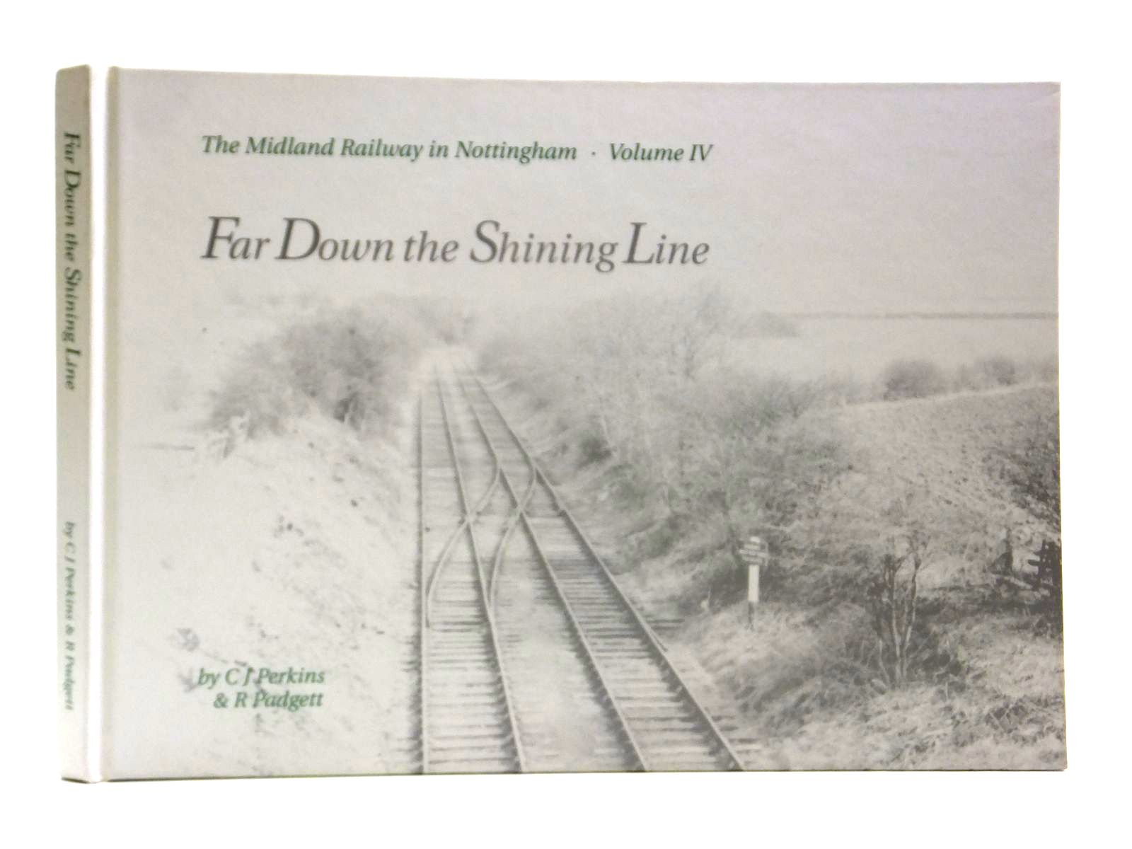 Photo of FAR DOWN THE SHINING LINE written by Perkins, C.J. Padgett, R. published by C.J. Perkins (STOCK CODE: 1608008)  for sale by Stella & Rose's Books