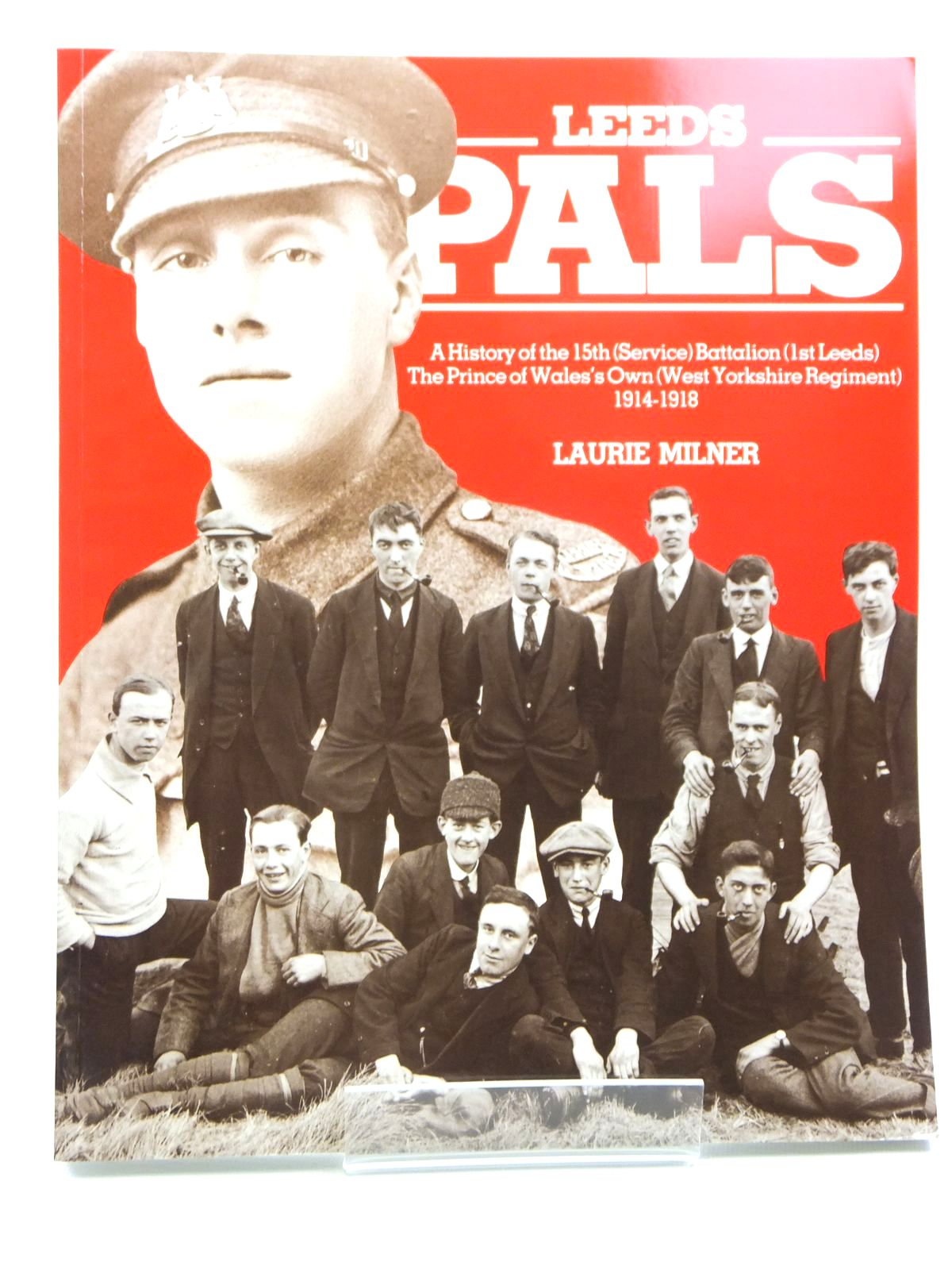 Photo of LEEDS PALS written by Milner, Laurie published by Leo Cooper (STOCK CODE: 1608011)  for sale by Stella & Rose's Books