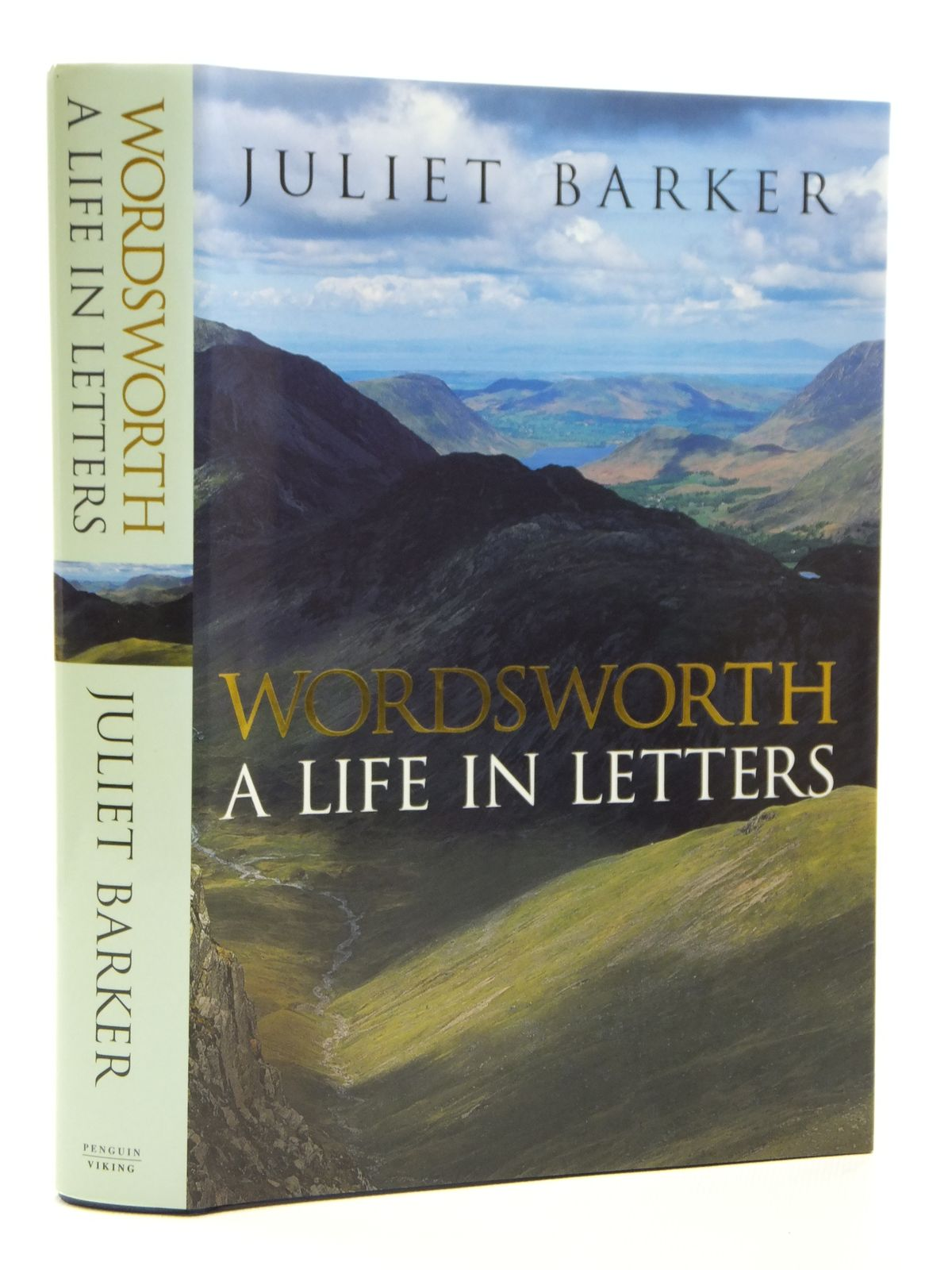 Photo of WORDSWORTH A LIFE IN LETTERS written by Barker, Juliet published by Viking (STOCK CODE: 1608036)  for sale by Stella & Rose's Books