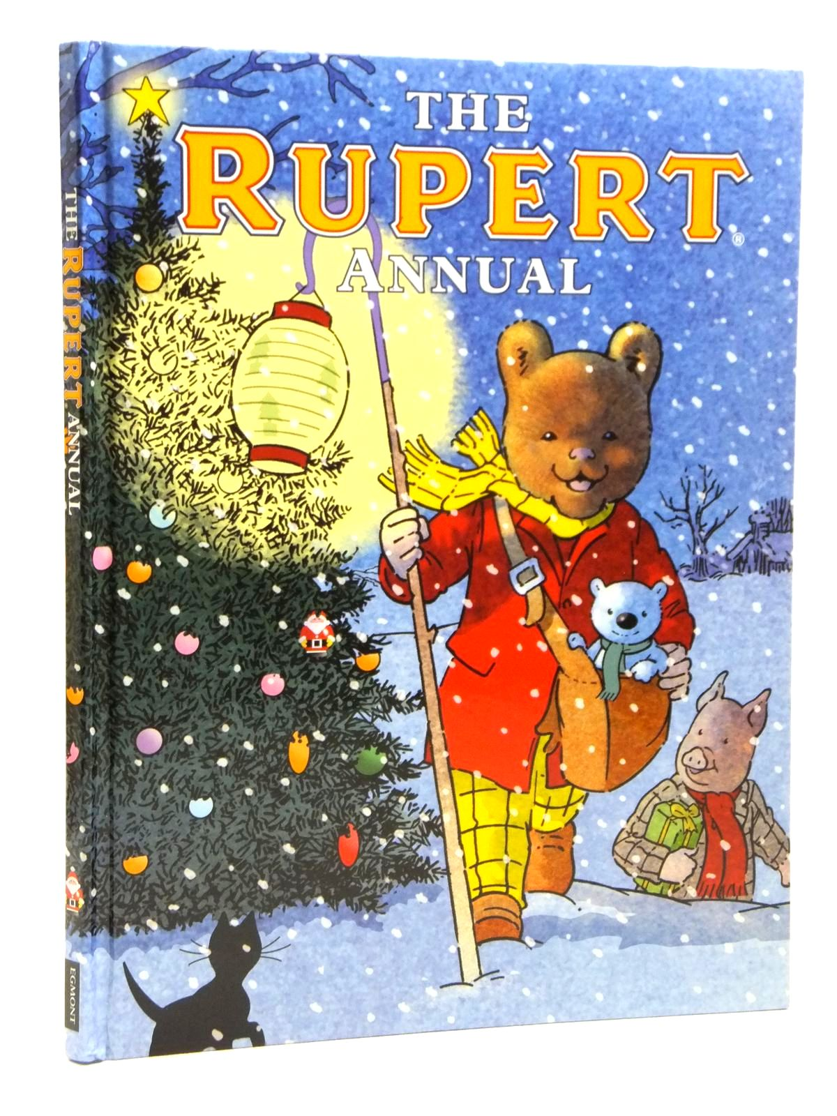 Photo of RUPERT ANNUAL 2014 written by Trotter, Stuart illustrated by Trotter, Stuart<br />Cubie, Alex<br />Harrold, John published by Egmont Uk Limited (STOCK CODE: 1608041)  for sale by Stella & Rose's Books