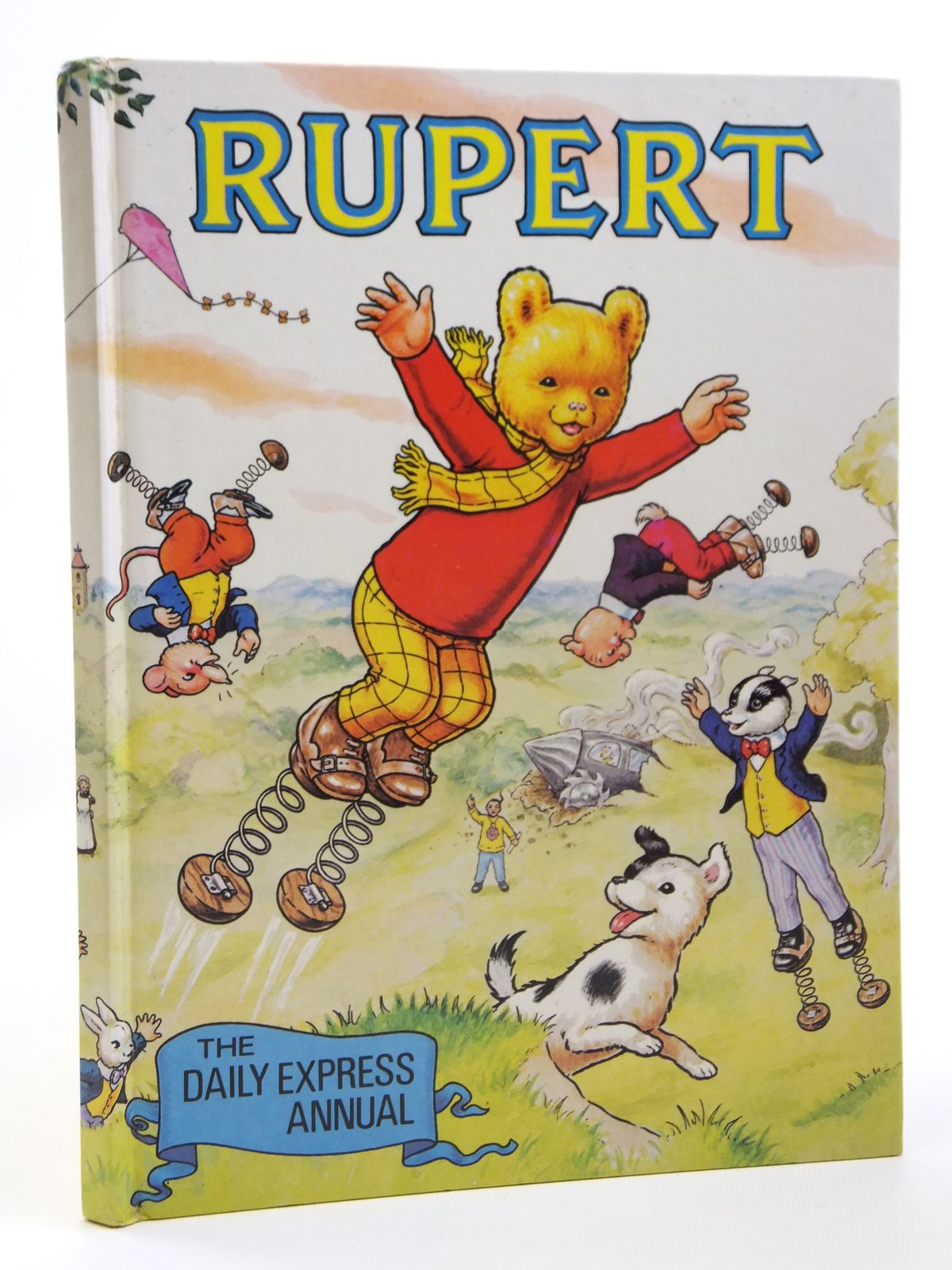 Photo of RUPERT ANNUAL 1982- Stock Number: 1608043