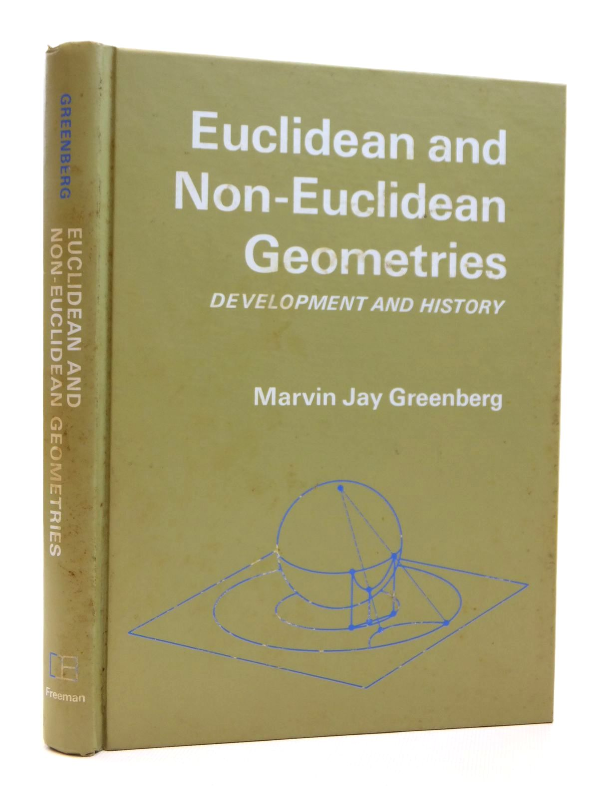 Photo of EUCLIDEAN AND NON-EUCLIDEAN GEOMETRIES DEVELOPMENT AND HISTORY- Stock Number: 1608207