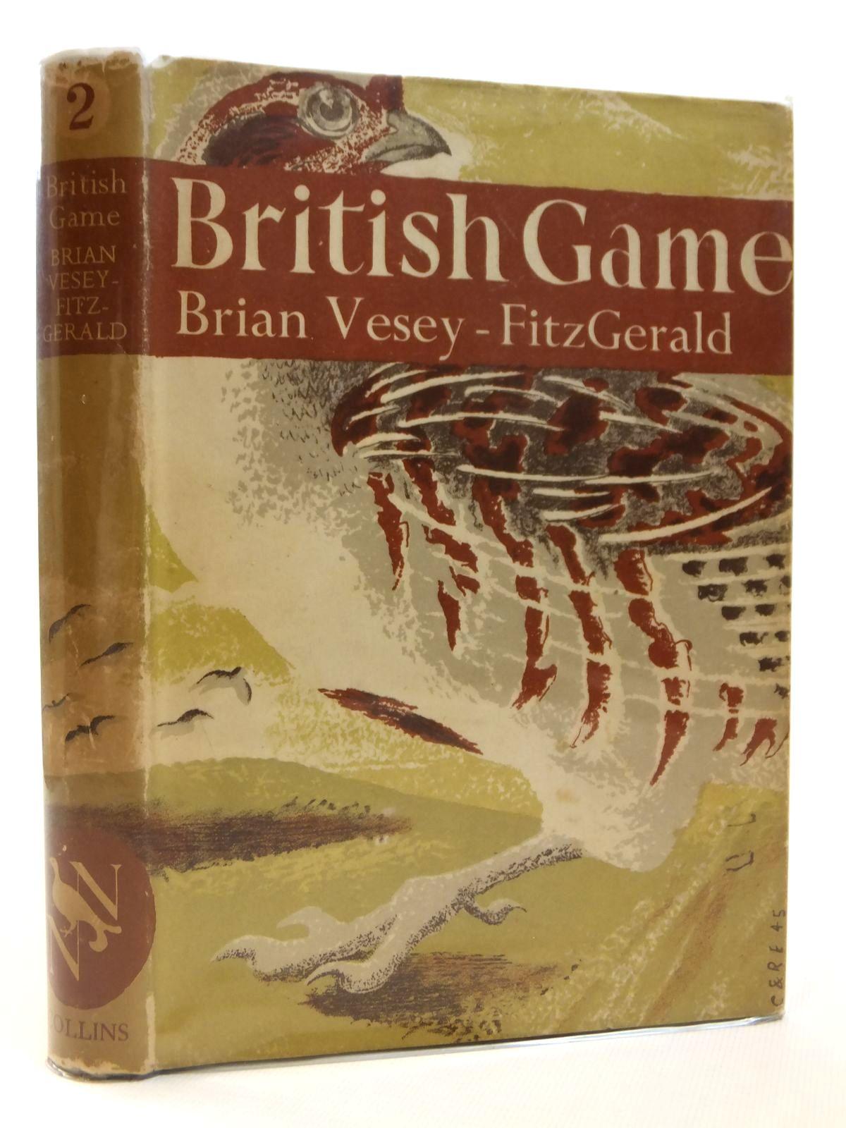 Photo of BRITISH GAME (NN 2)- Stock Number: 1608268