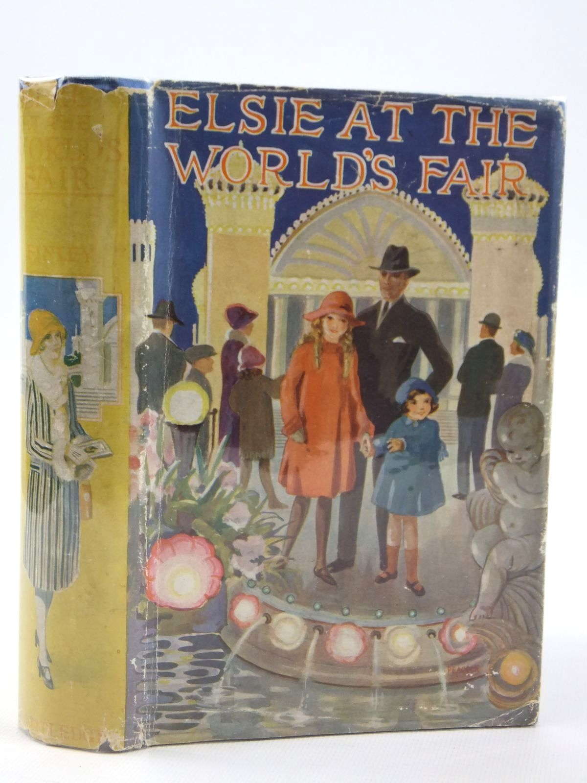 Photo of ELSIE AT THE WORLD'S FAIR written by Finley, Martha published by George Routledge & Sons Ltd. (STOCK CODE: 1608406)  for sale by Stella & Rose's Books