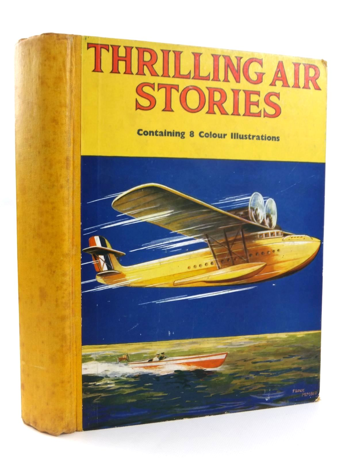 Photo of THRILLING AIR STORIES- Stock Number: 1608410