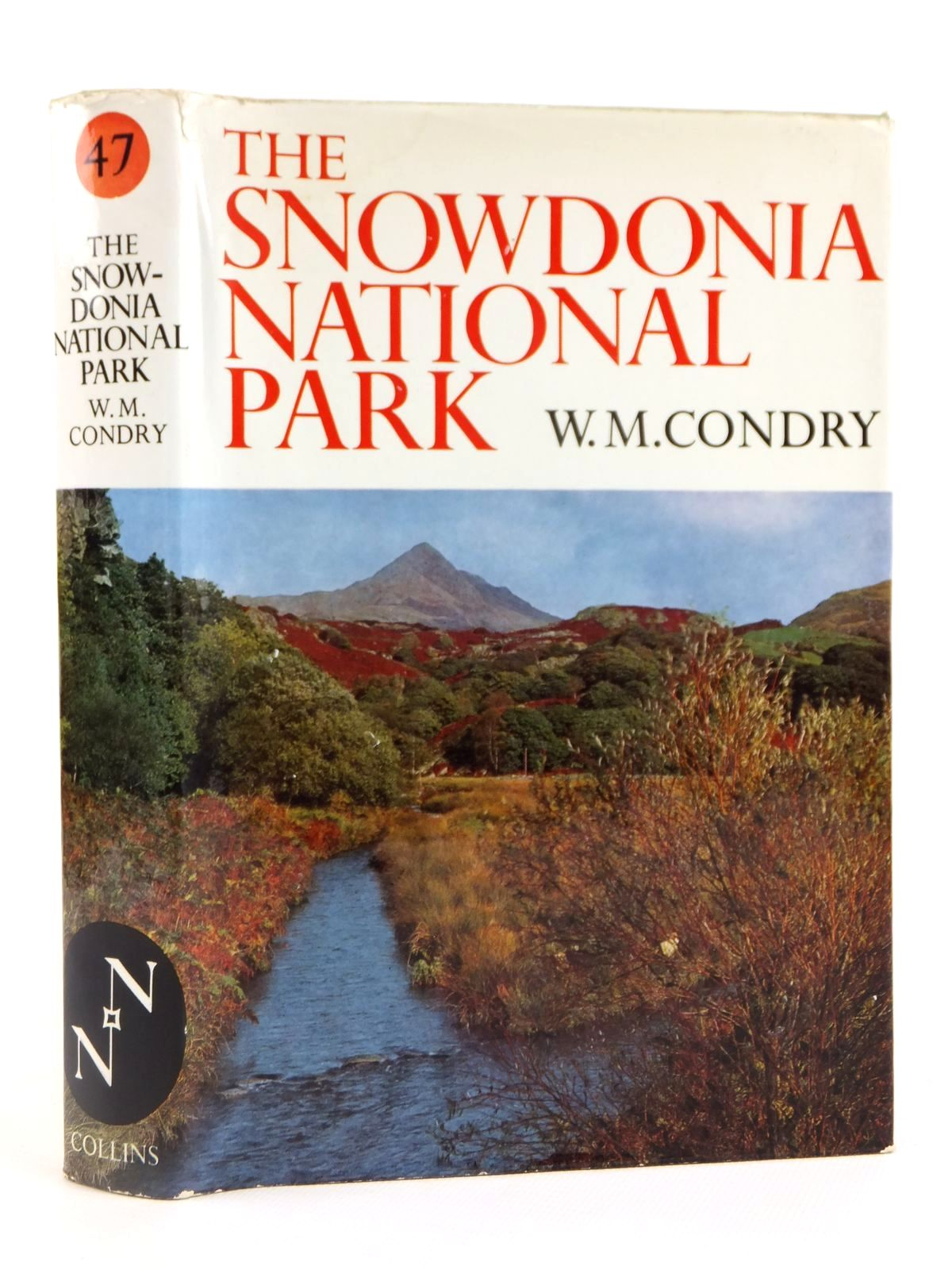 Photo of THE SNOWDONIA NATIONAL PARK (NN 47) written by Condry, William M. published by Collins (STOCK CODE: 1608470)  for sale by Stella & Rose's Books