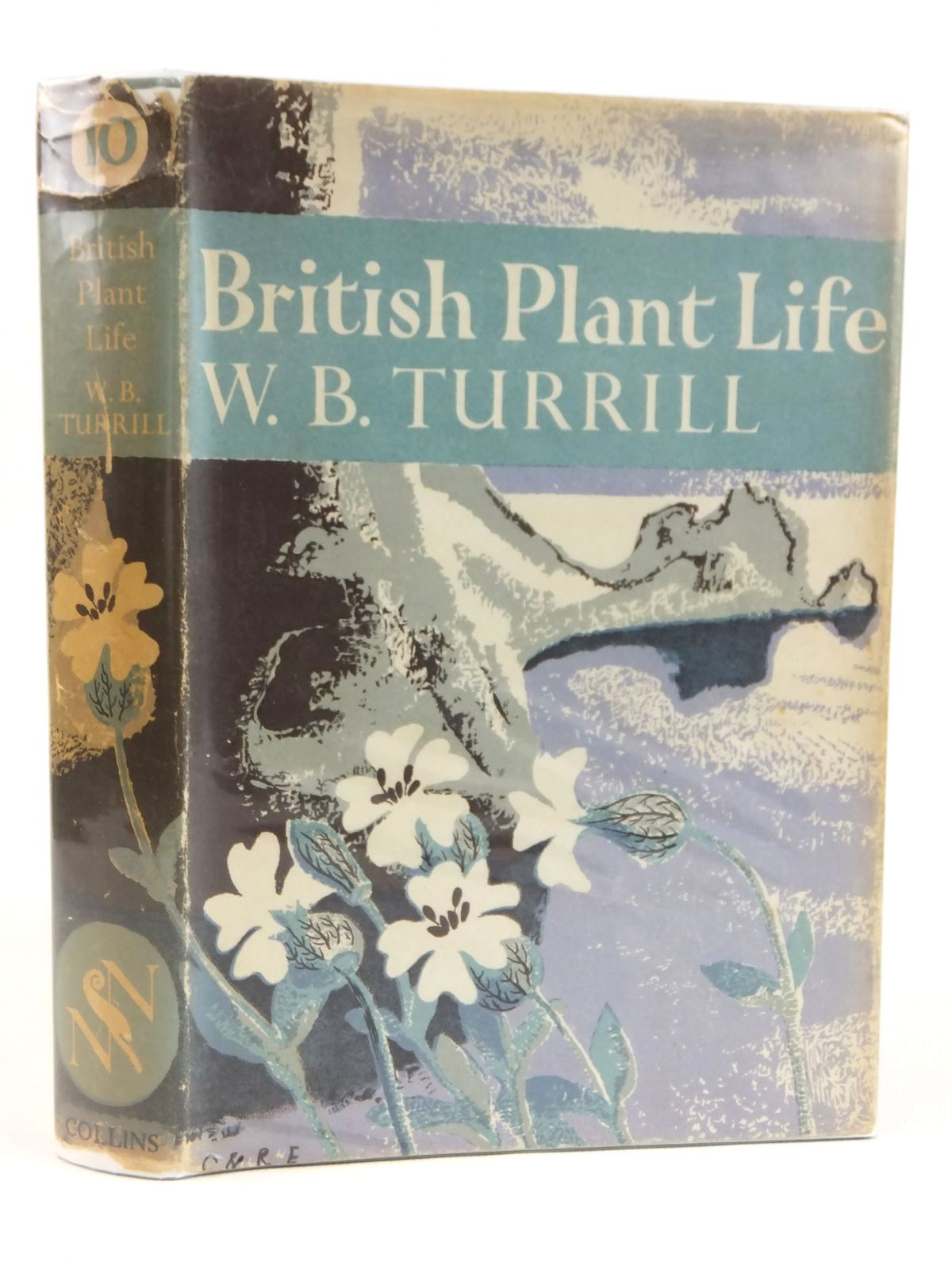 Photo of BRITISH PLANT LIFE (NN 10) written by Turrill, W.B. published by Collins (STOCK CODE: 1608472)  for sale by Stella & Rose's Books