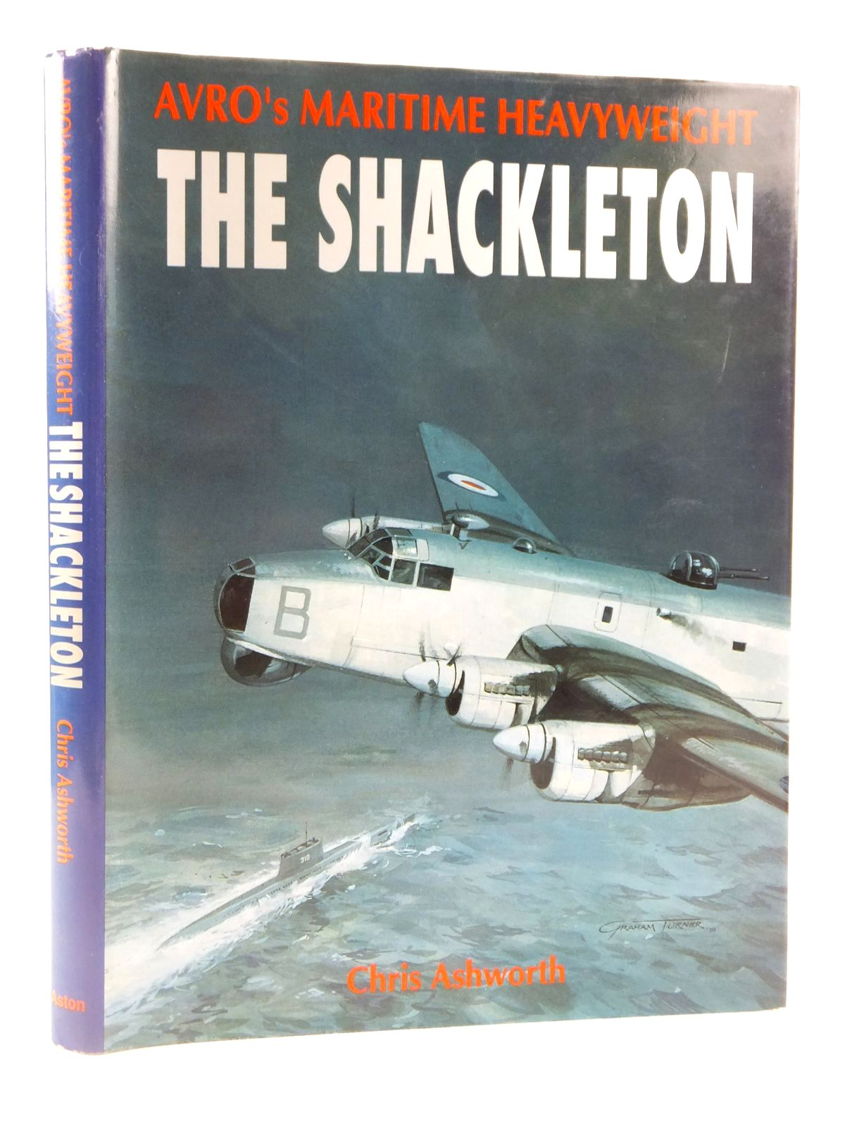 Photo of AVRO'S MARITIME HEAVYWEIGHT: THE SHACKLETON- Stock Number: 1608496