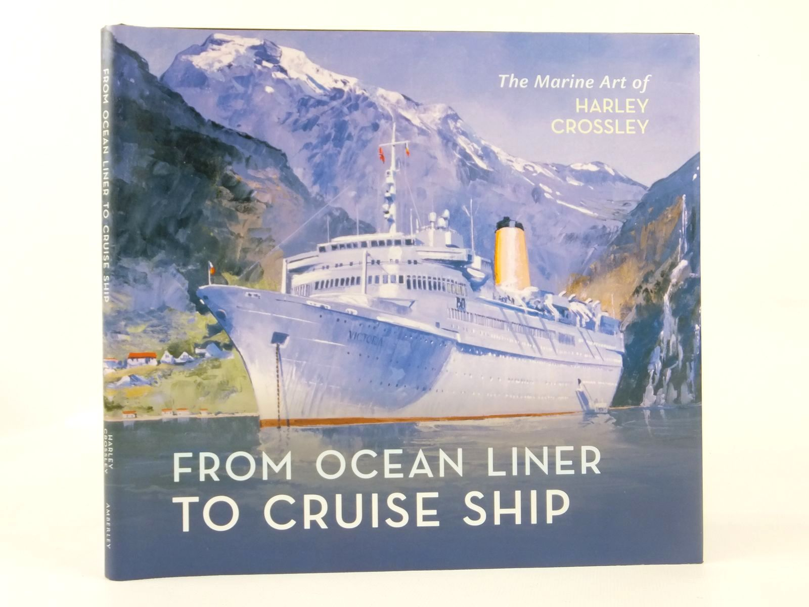Photo of FROM OCEAN LINER TO CRUISE SHIP- Stock Number: 1608545