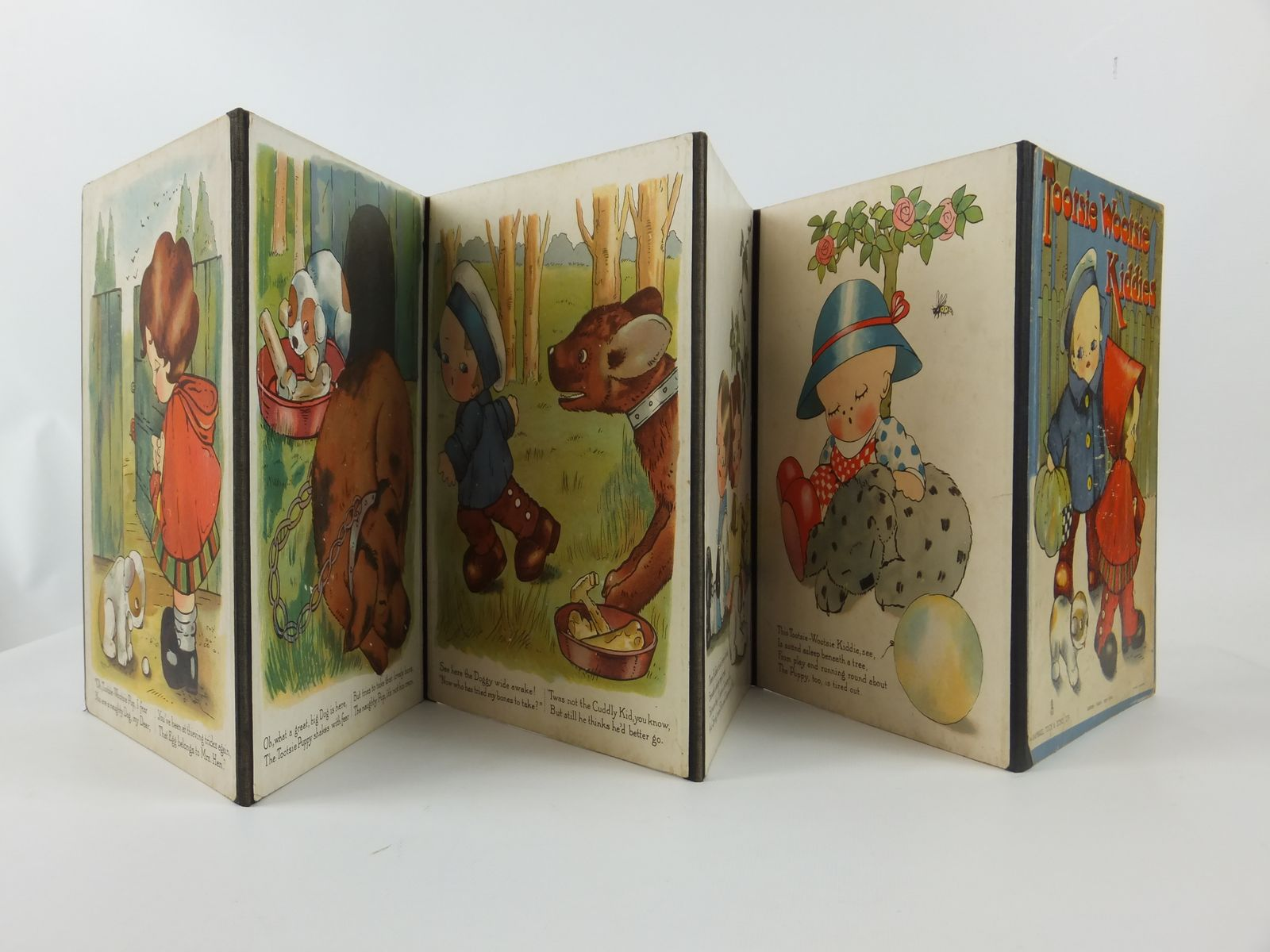 Photo of TOOTSIE WOOTSIE KIDDIES illustrated by Preston, Chloe published by Raphael Tuck & Sons Ltd. (STOCK CODE: 1608644)  for sale by Stella & Rose's Books