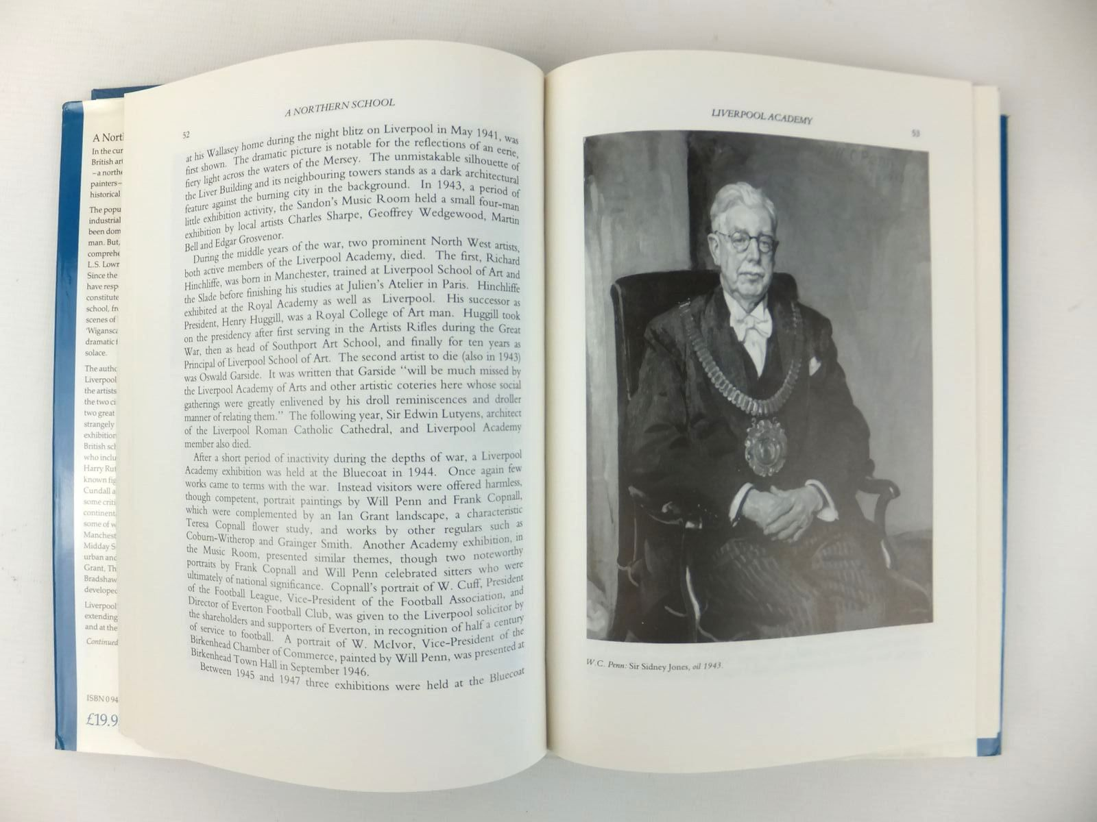 Photo of A NORTHERN SCHOOL written by Davies, Peter published by Redcliffe Press Ltd. (STOCK CODE: 1608701)  for sale by Stella & Rose's Books