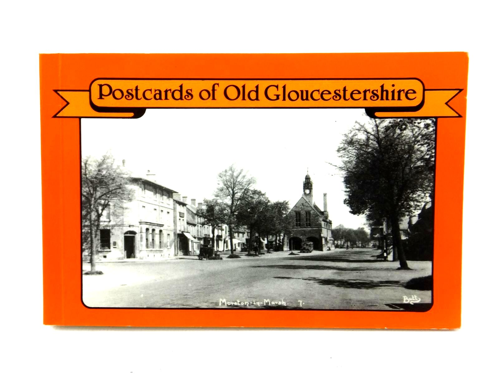 Photo of POSTCARDS OF OLD GLOUCESTERSHIRE written by Robinson-Walsh, Dawn<br />Walsh, Andrew published by Nostalgia Ink (STOCK CODE: 1608733)  for sale by Stella & Rose's Books