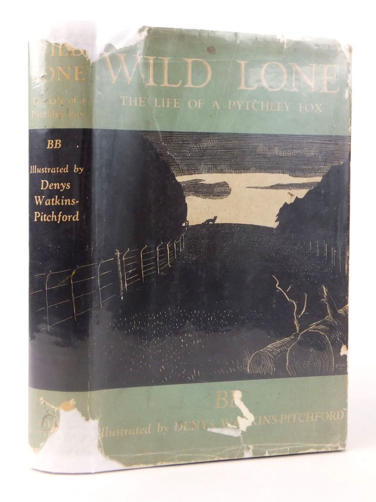 Photo of WILD LONE written by BB,  illustrated by BB,  published by Eyre & Spottiswoode (STOCK CODE: 1608852)  for sale by Stella & Rose's Books