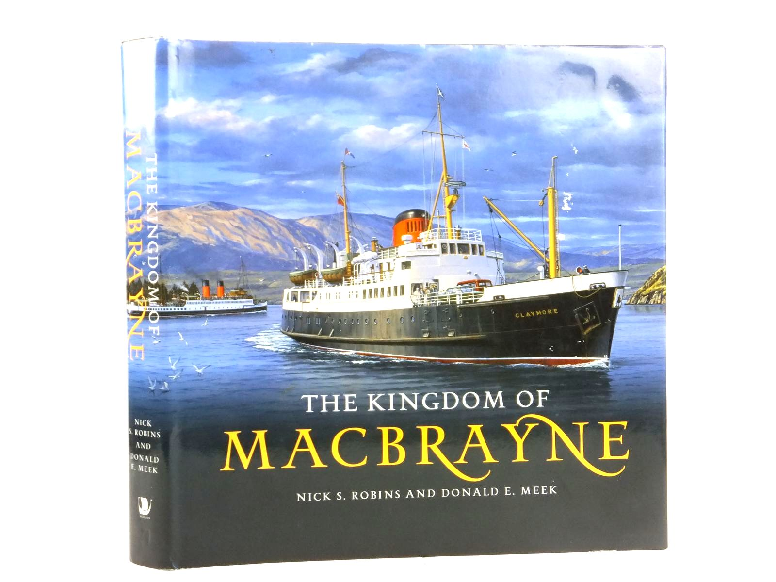 Photo of THE KINGDOM OF MACBRAYNE- Stock Number: 1608870