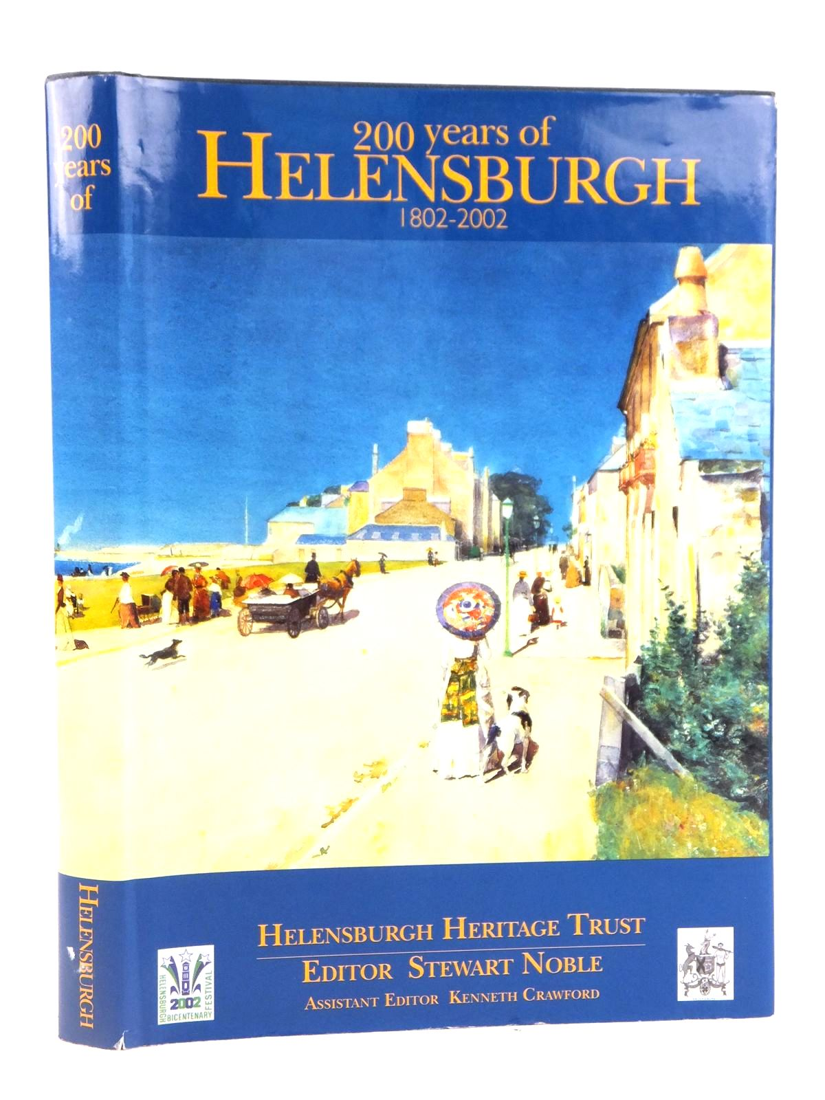 Photo of 200 YEARS OF HELENSBURGH 1802-2002- Stock Number: 1608871