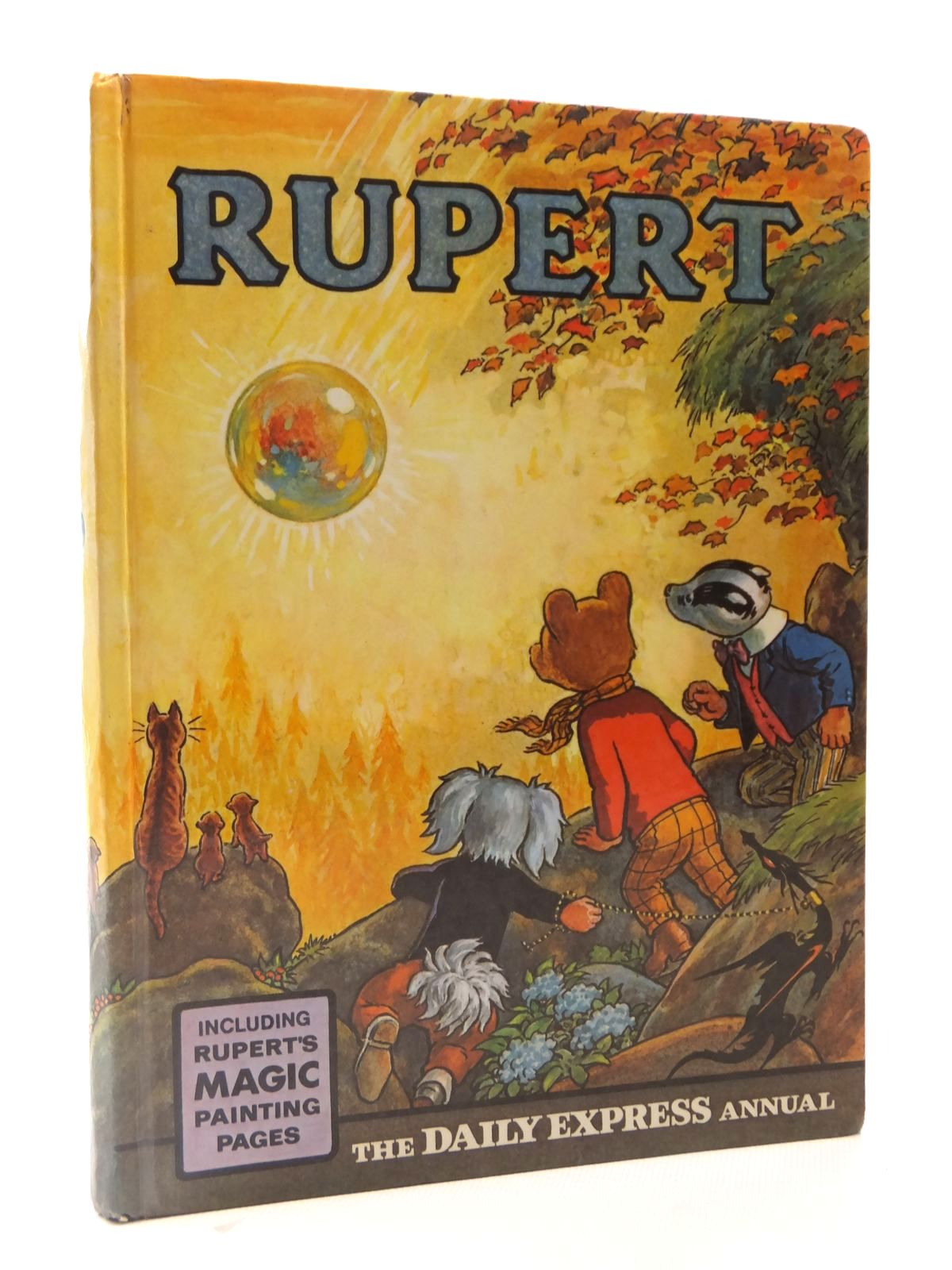 Photo of RUPERT ANNUAL 1968- Stock Number: 1608913